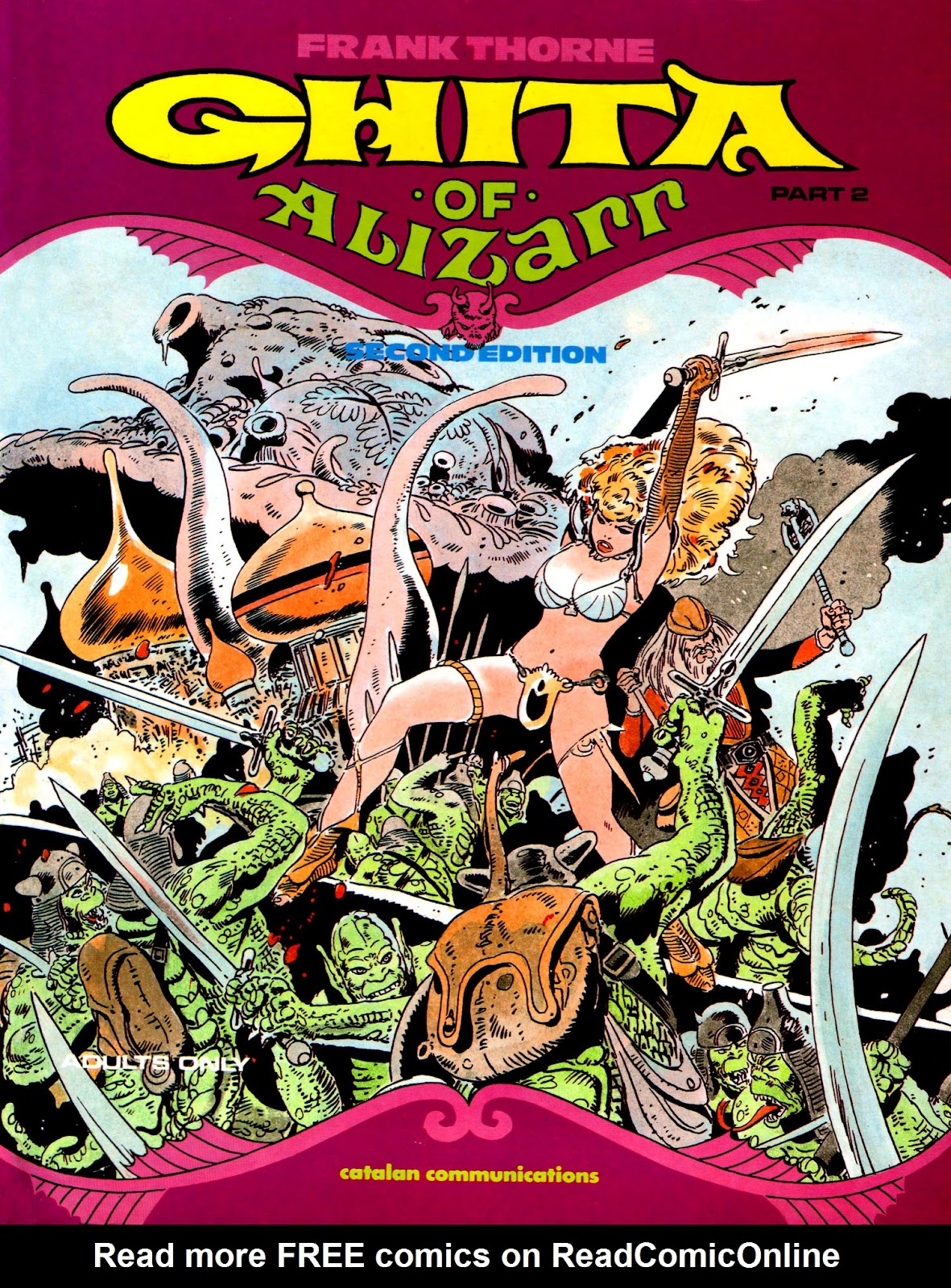 Ghita of Alizarr 2 Page 1