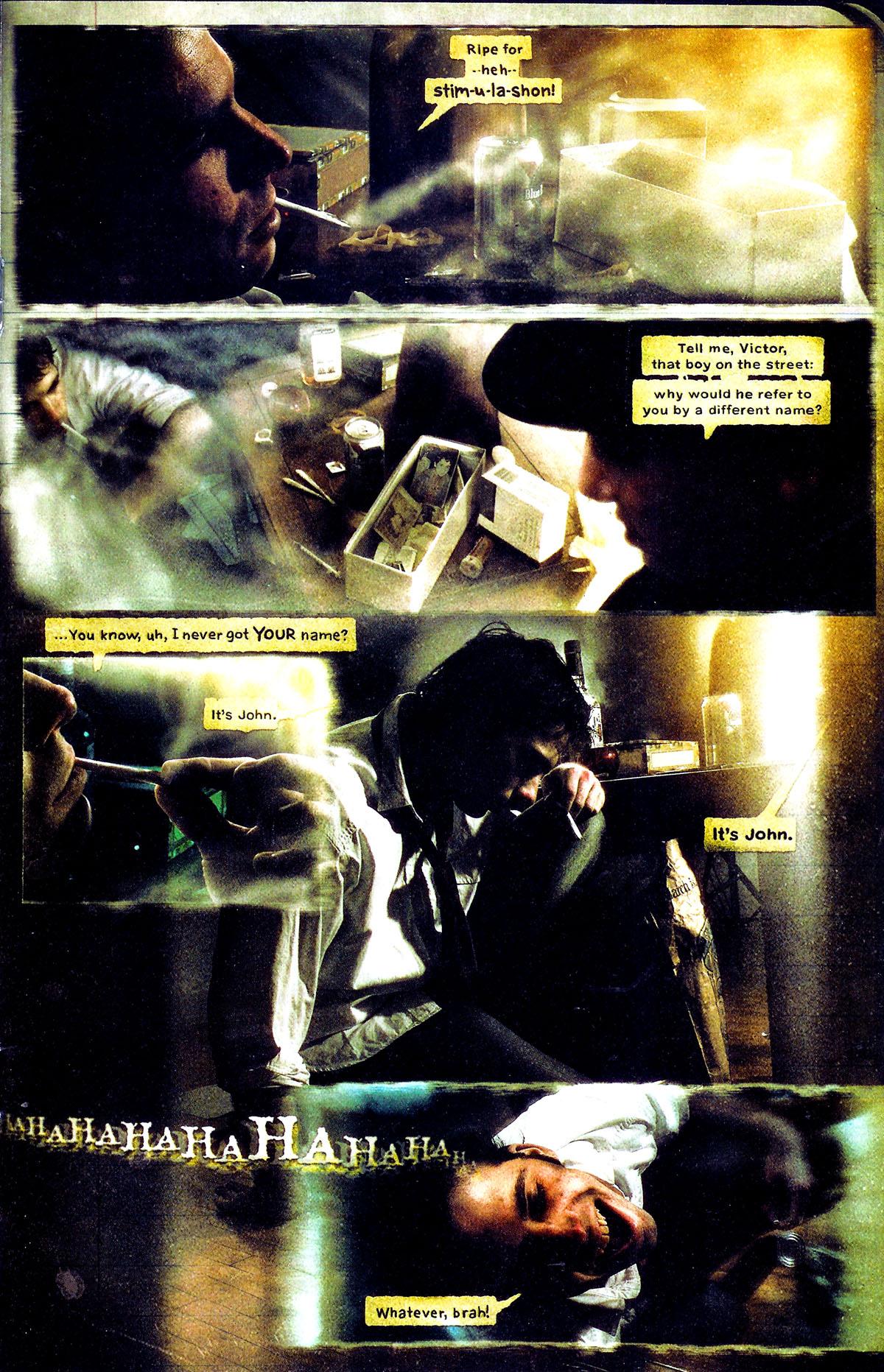 Read online Se7en comic -  Issue #3 - 16