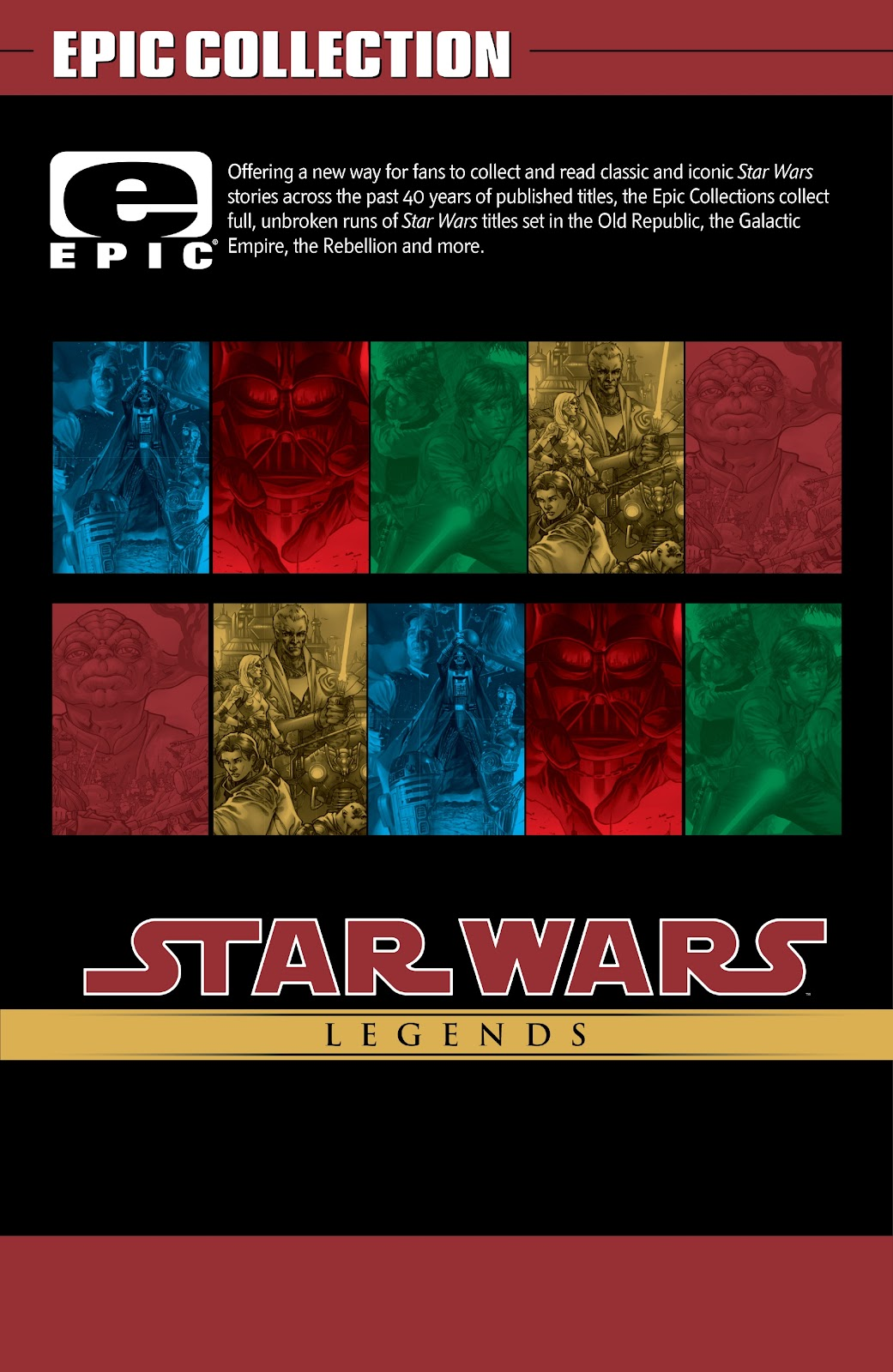 Read online Star Wars Legends: Rise of the Sith - Epic Collection comic -  Issue # TPB 2 (Part 1) - 2