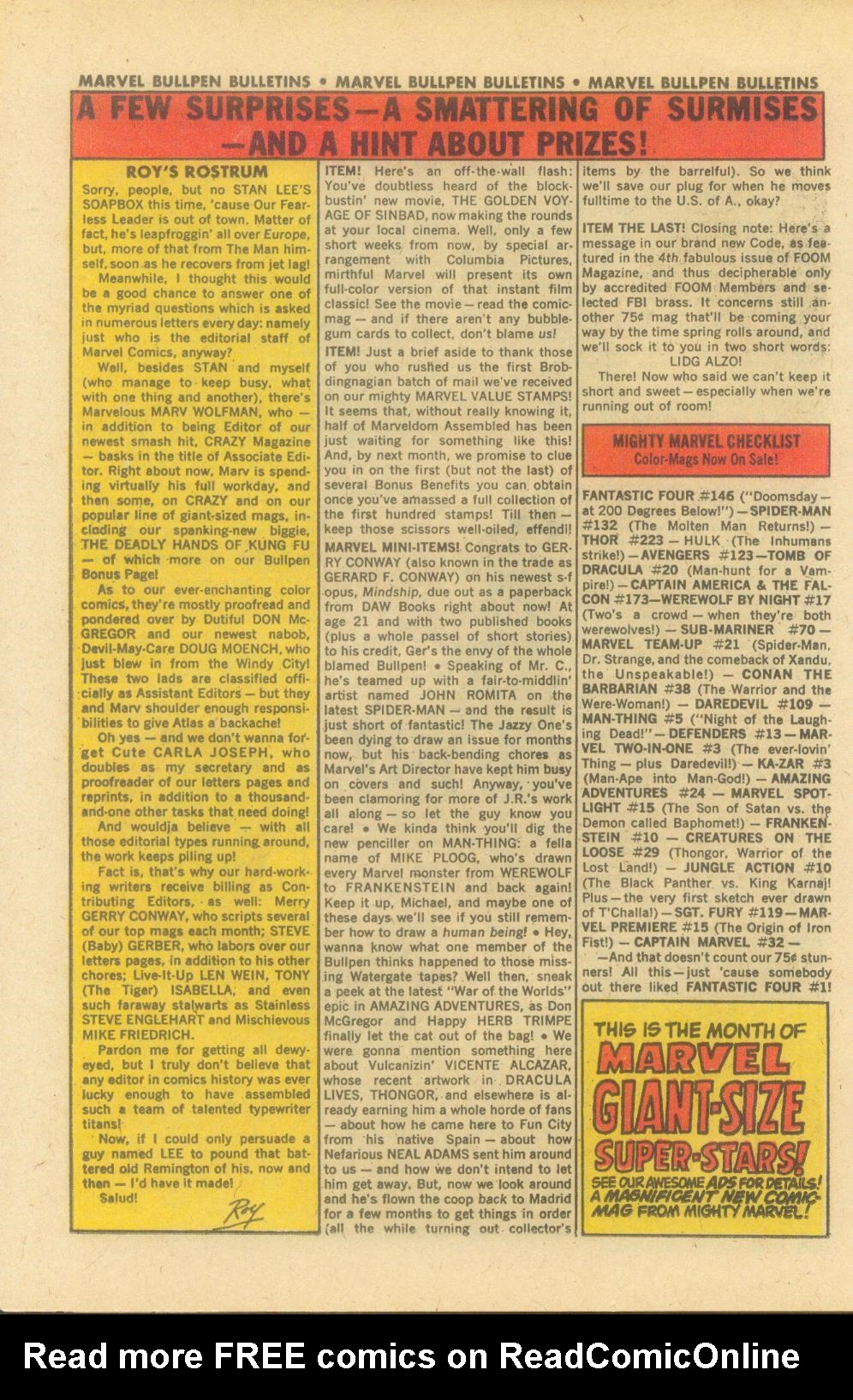 Read online Sgt. Fury comic -  Issue #119 - 22