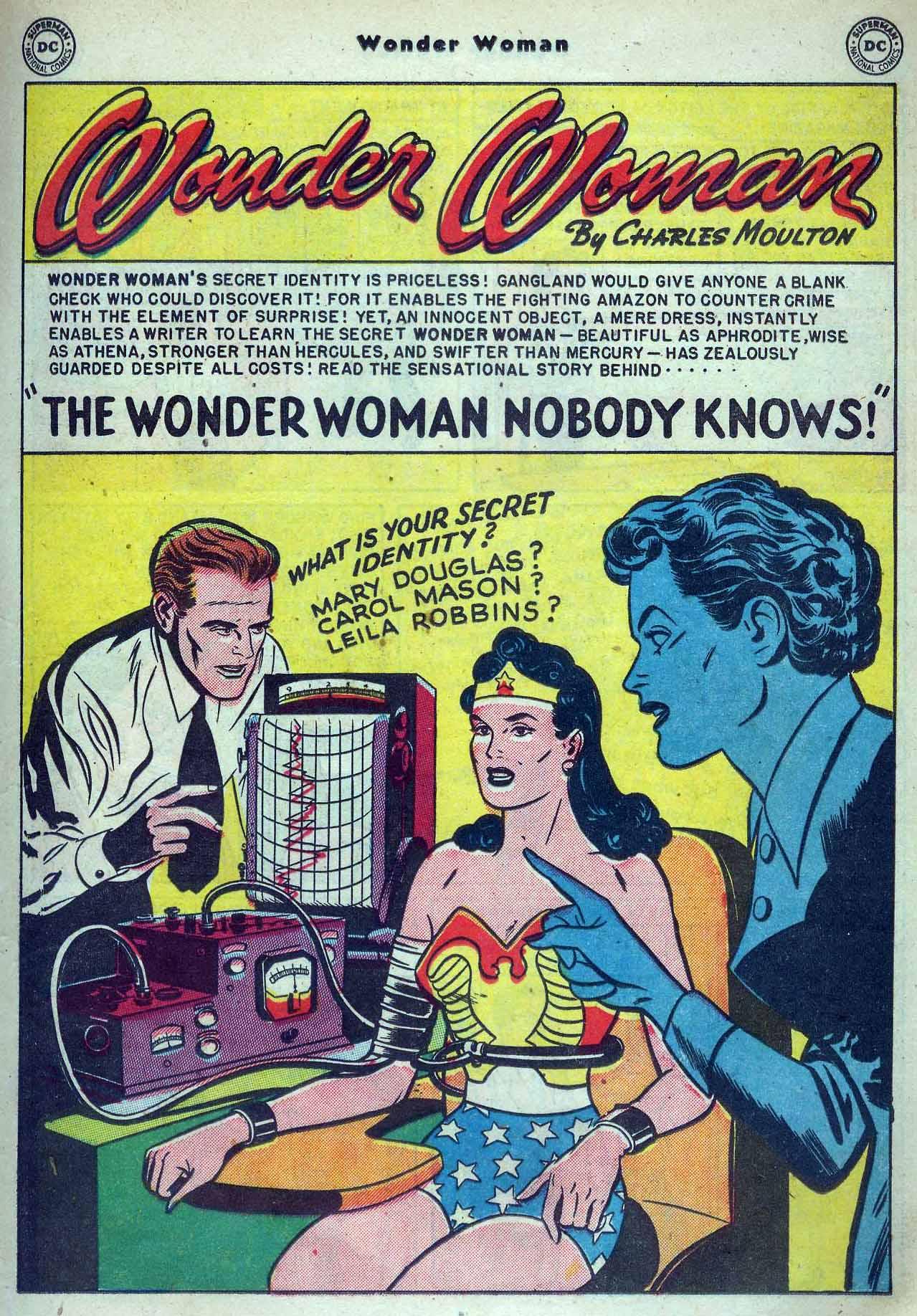 Read online Wonder Woman (1942) comic -  Issue #53 - 15