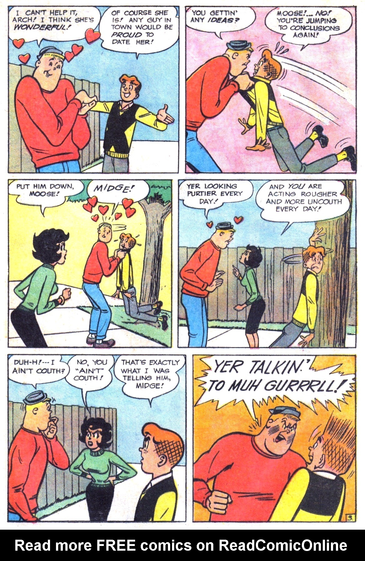 Read online Archie (1960) comic -  Issue #147 - 5