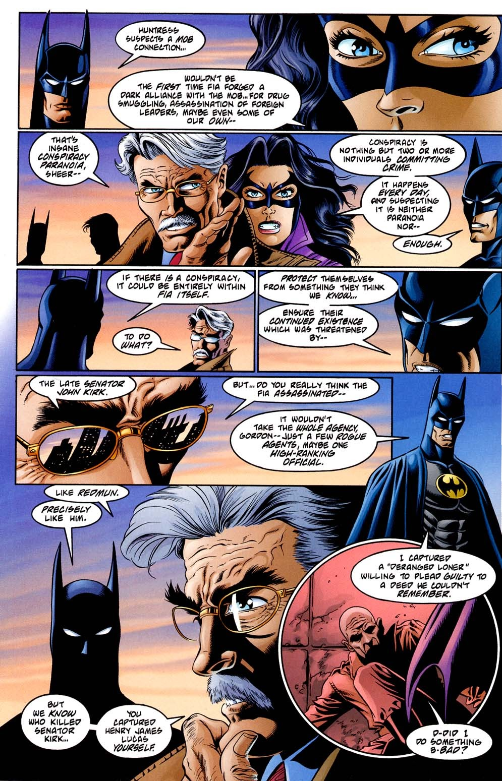 Batman: Outlaws issue 2 - Page 15