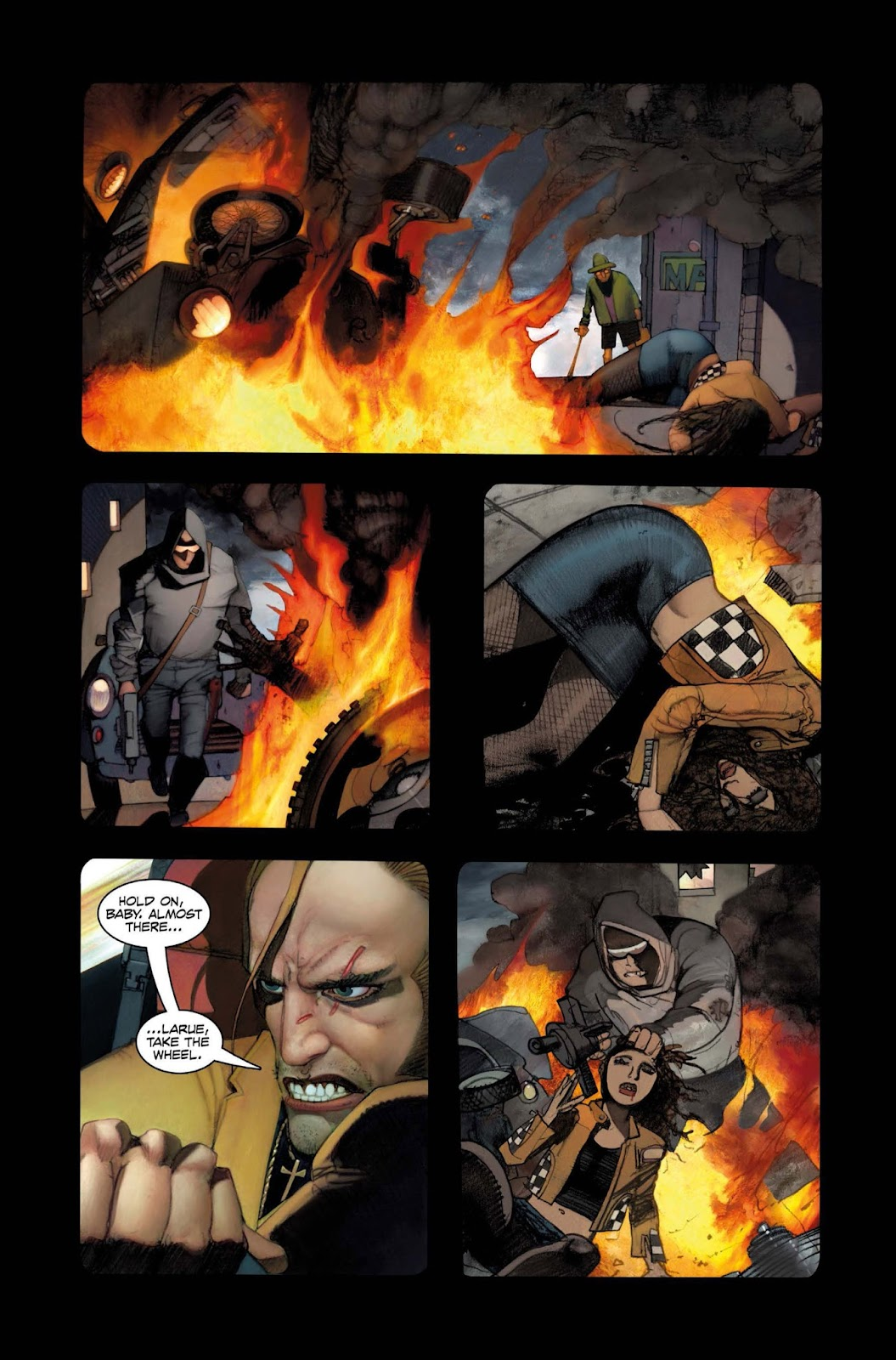 13 Coins issue TPB - Page 23