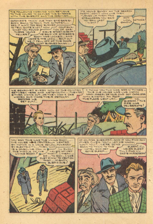 Shadow Comics #101 #94 - English 31
