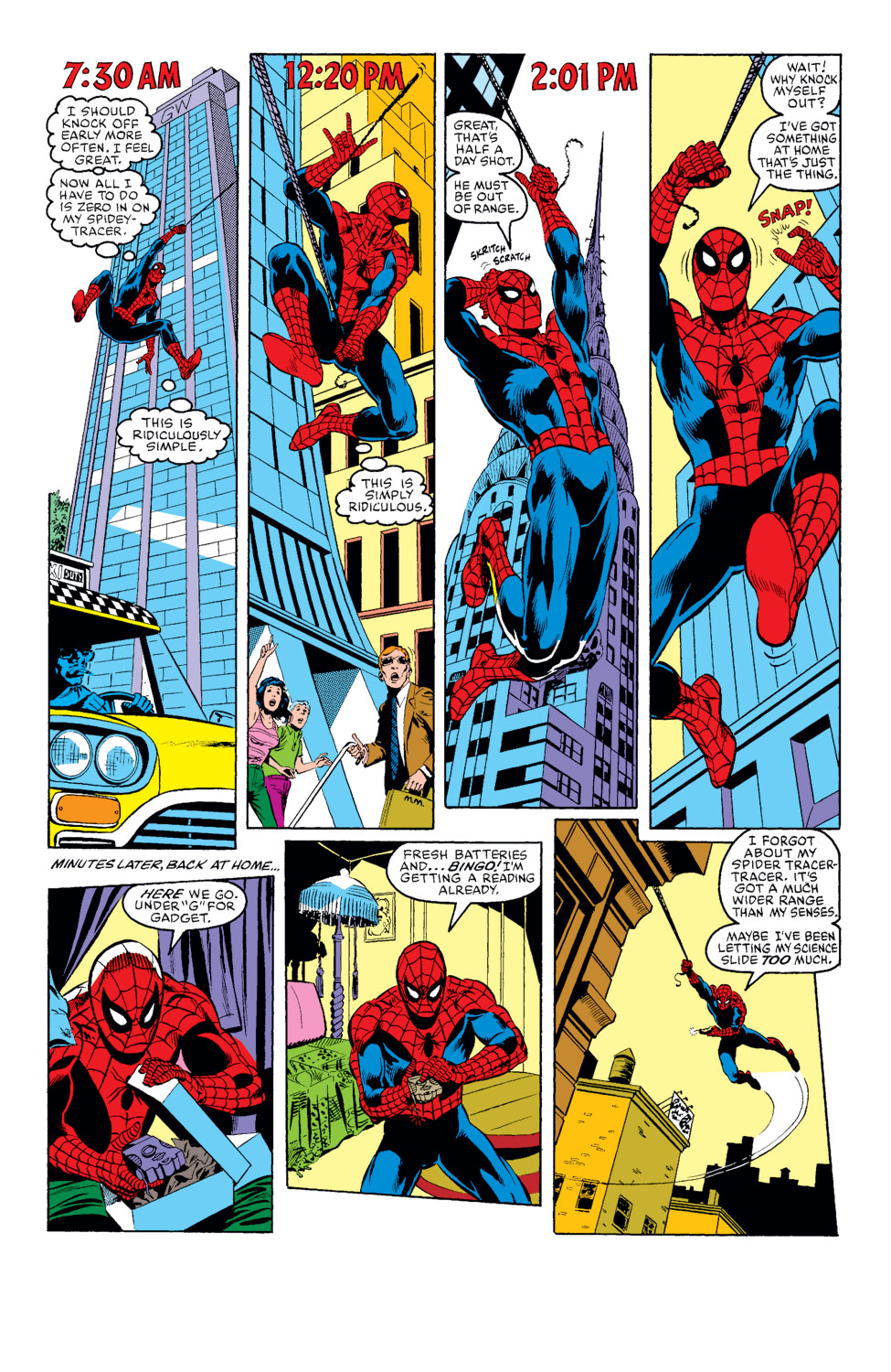 The Amazing Spider-Man (1963) 267 Page 8