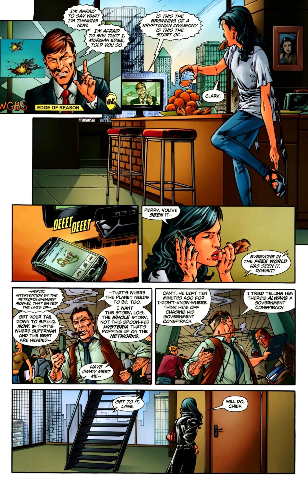 Action Comics (1938) 880 Page 11
