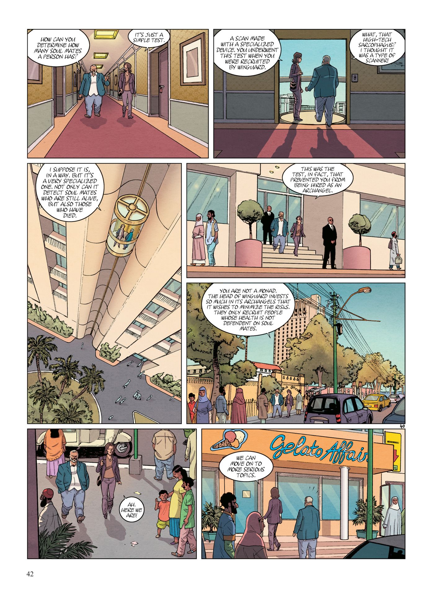 Read online Alter Ego comic -  Issue #6 - 44