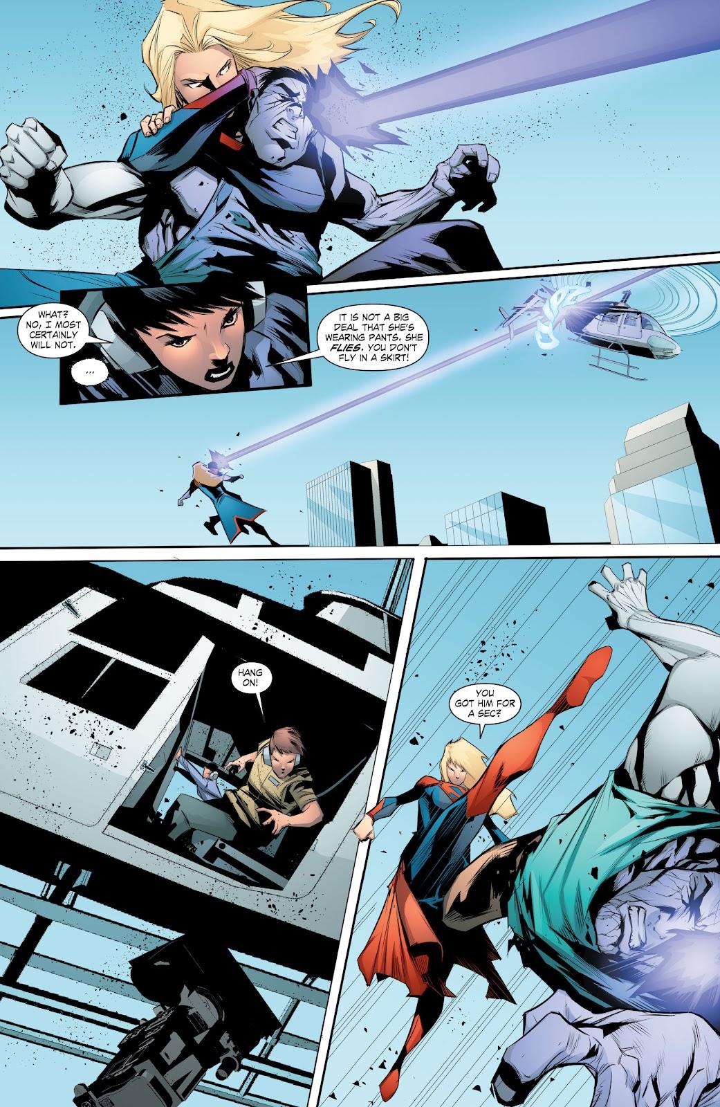 Read online Smallville Season 11 [II] comic -  Issue # TPB 8 - 146