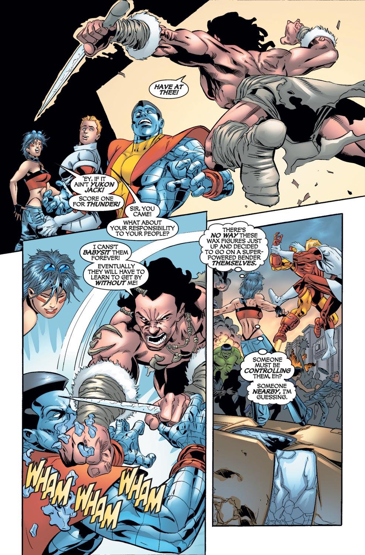 Alpha Flight (2004) issue 8 - Page 10