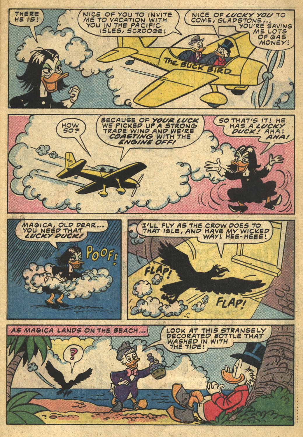 Read online Uncle Scrooge (1953) comic -  Issue #193 - 5