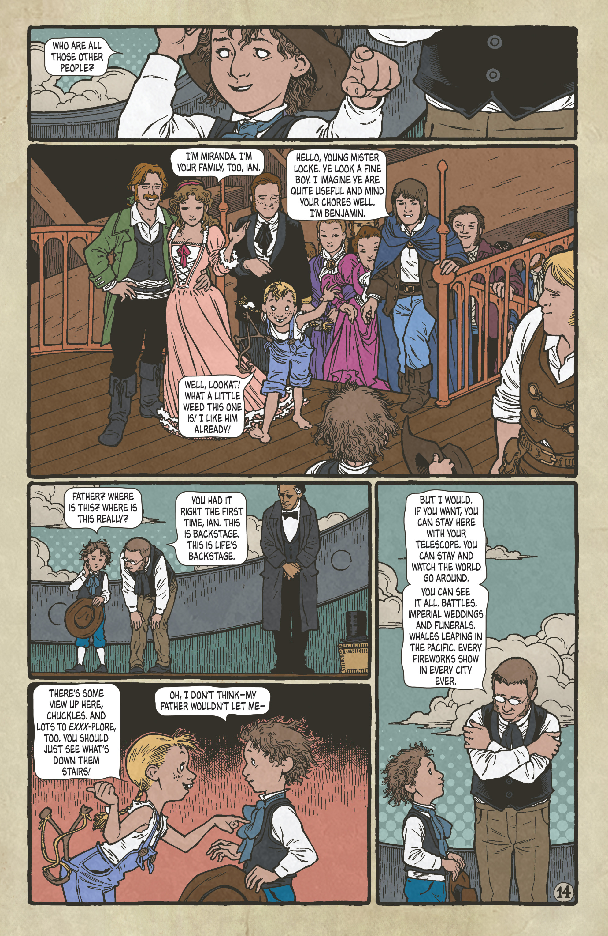 Read online Locke & Key: Guide to the Known Keys comic -  Issue # Full - 16