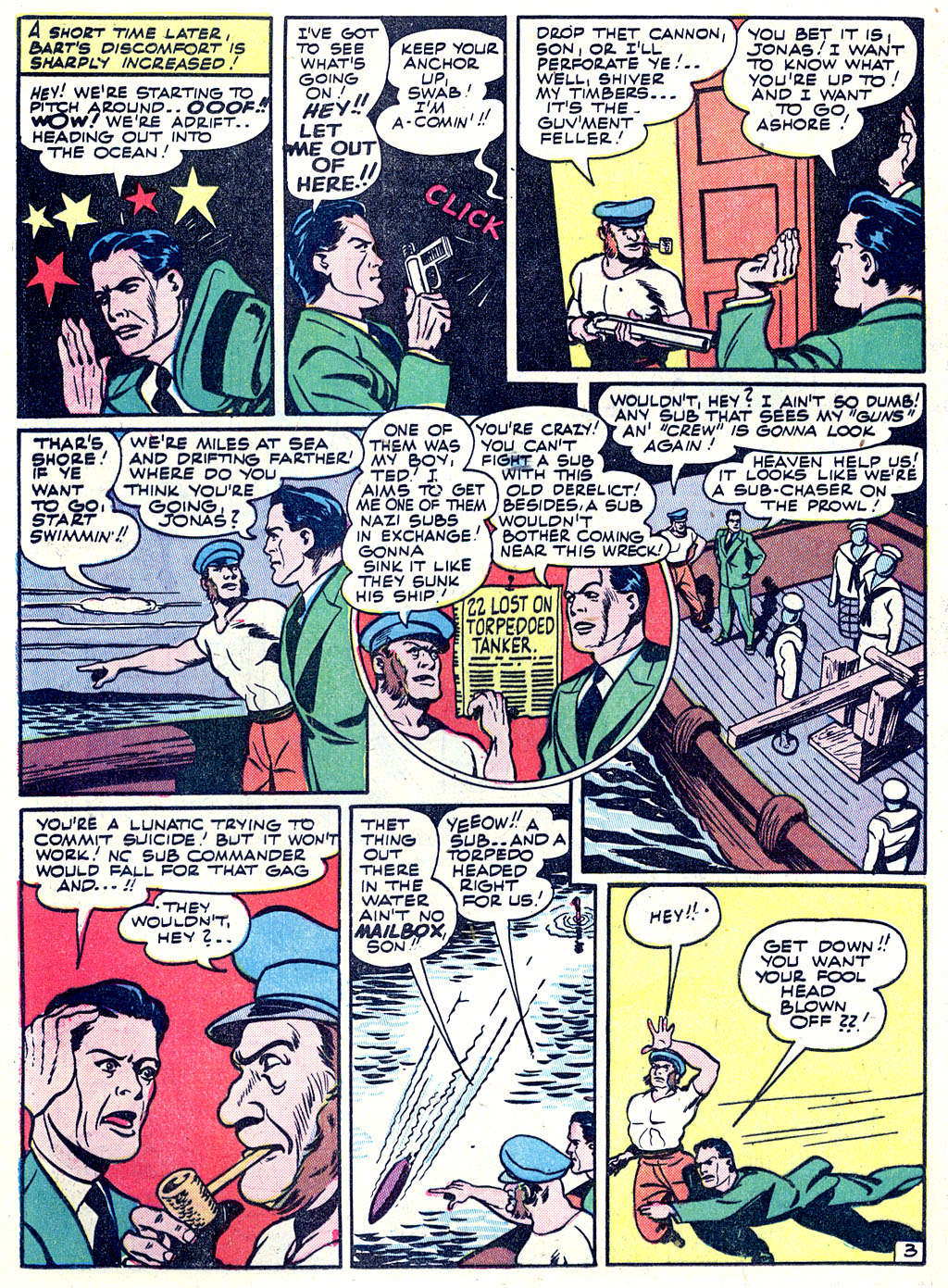 Read online Detective Comics (1937) comic -  Issue #68 - 44