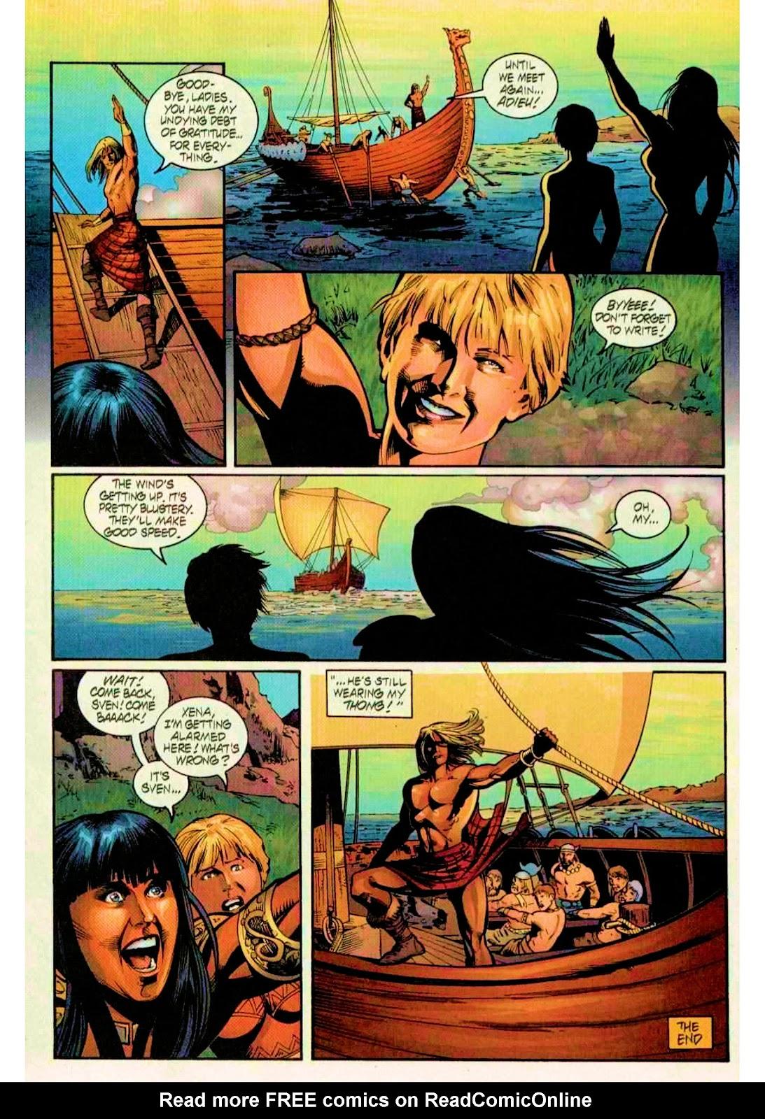 Xena: Warrior Princess (1999) Issue #10 #10 - English 26