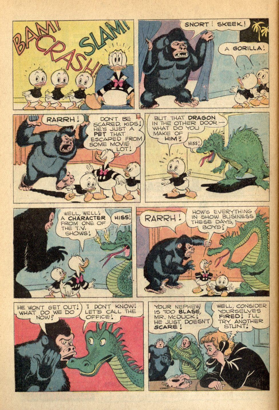 Read online Uncle Scrooge (1953) comic -  Issue #101 - 8