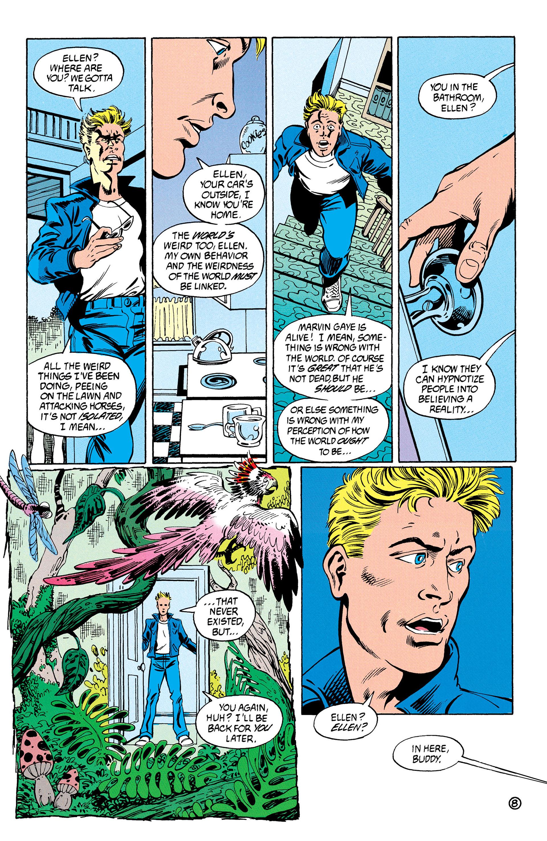 Read online Animal Man (1988) comic -  Issue #28 - 9