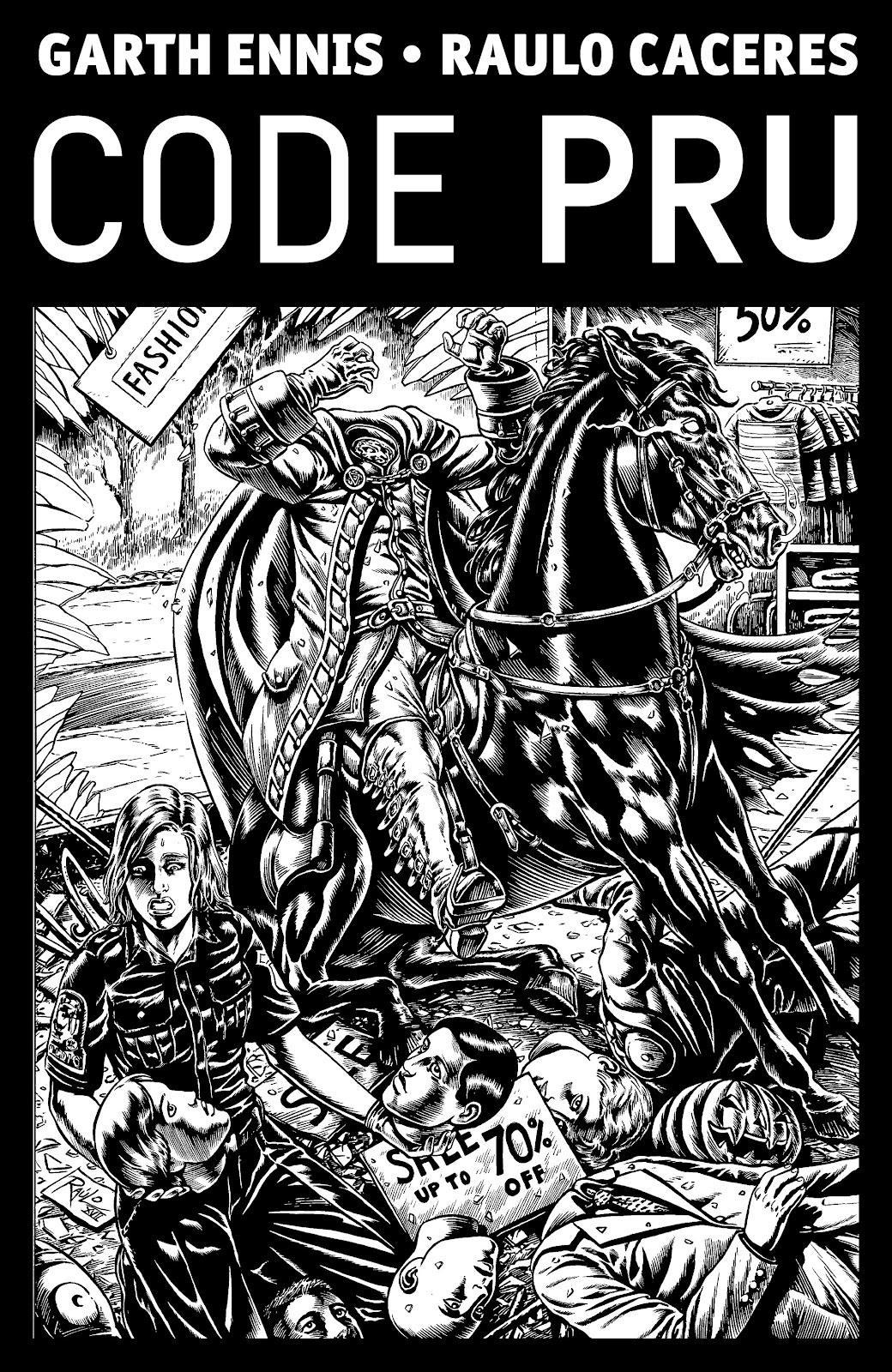 Read online Alan Moore's Cinema Purgatorio comic -  Issue #18 - 13