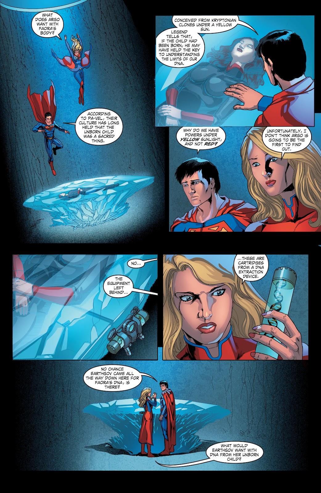 Read online Smallville Season 11 [II] comic -  Issue # TPB 4 - 67