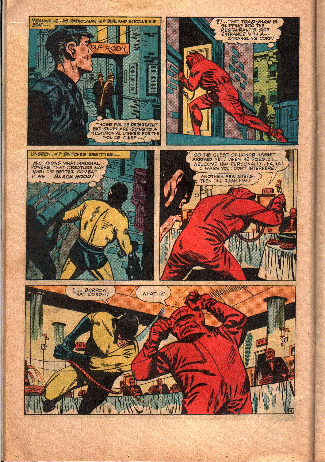 The Mighty Crusaders (1965) Issue #6 #6 - English 13