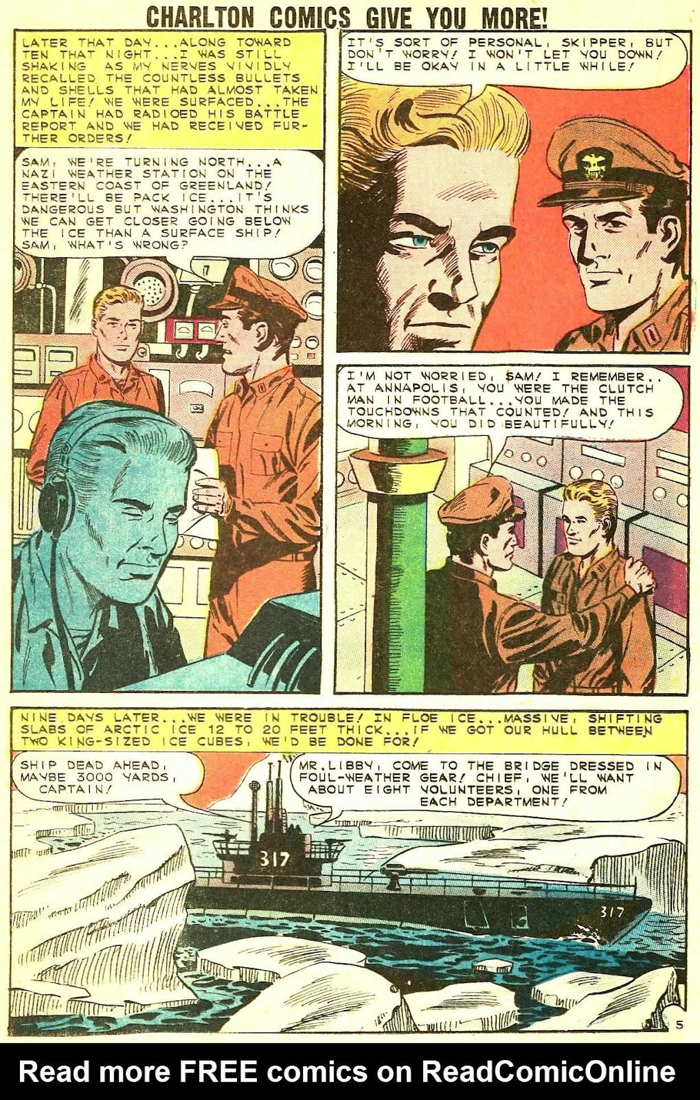 Read online Fightin' Navy comic -  Issue #115 - 13