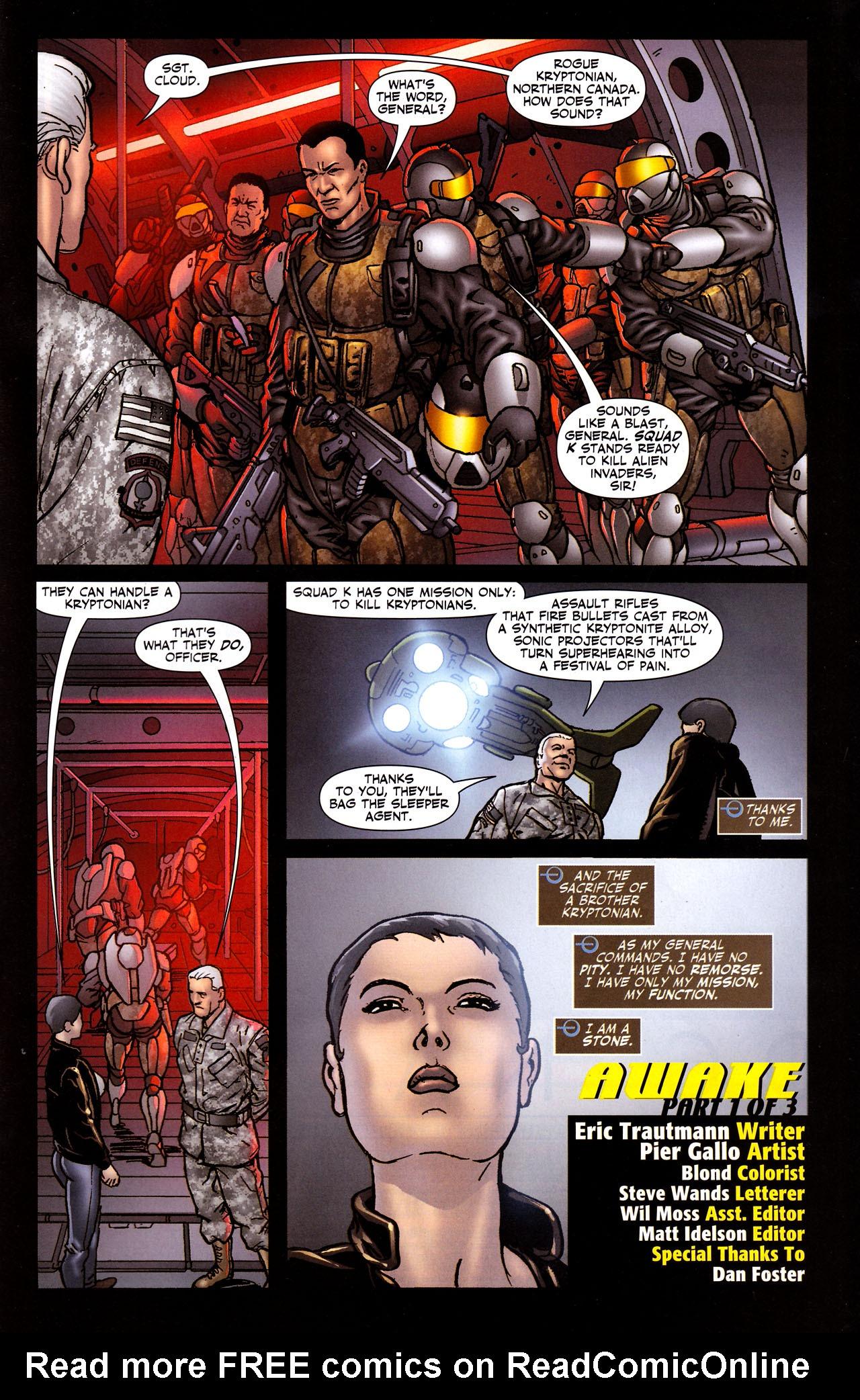 Read online Adventure Comics (2009) comic -  Issue #8 - 28