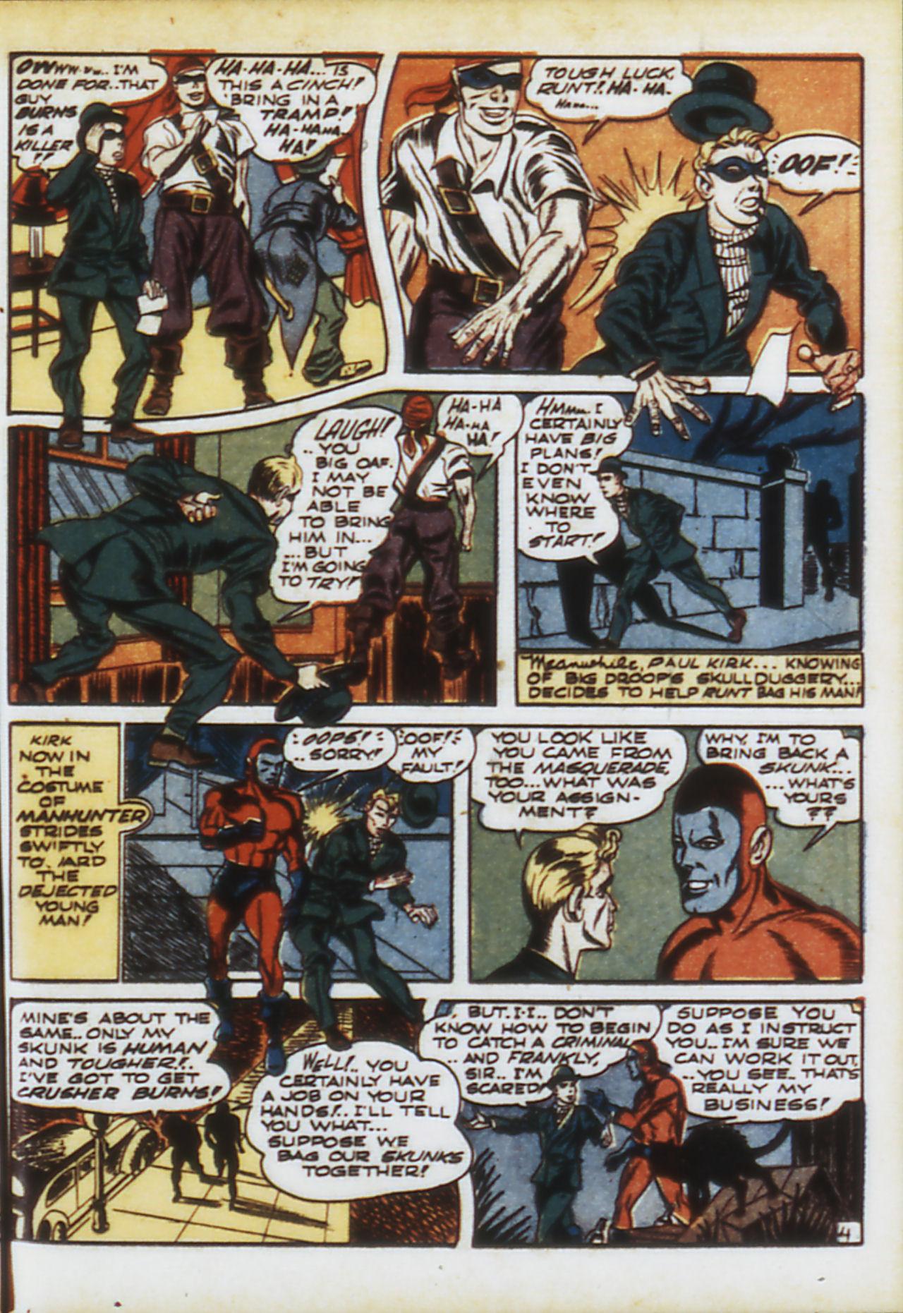 Read online Adventure Comics (1938) comic -  Issue #74 - 50