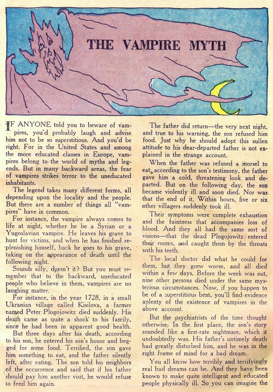 Read online Sensation (Mystery) Comics comic -  Issue #110 - 23