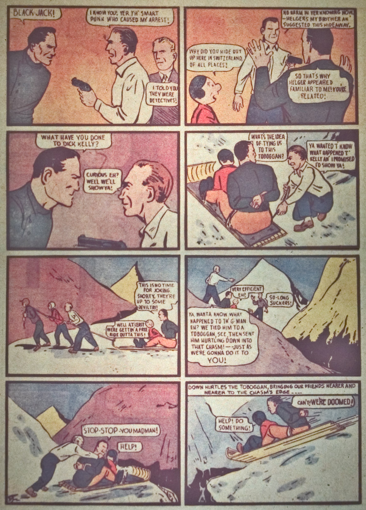 Read online Detective Comics (1937) comic -  Issue #27 - 66