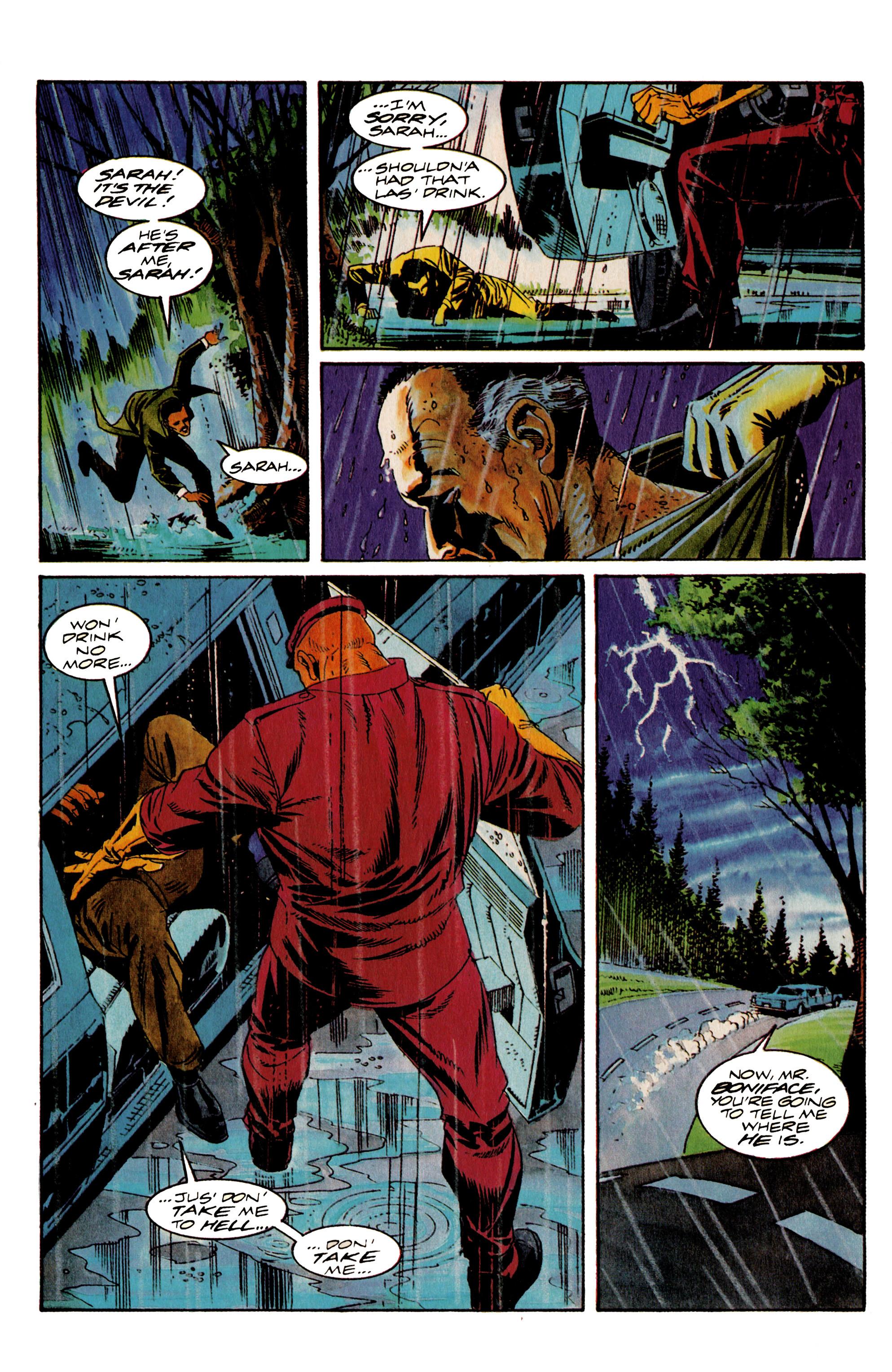 Read online Shadowman (1992) comic -  Issue #20 - 6