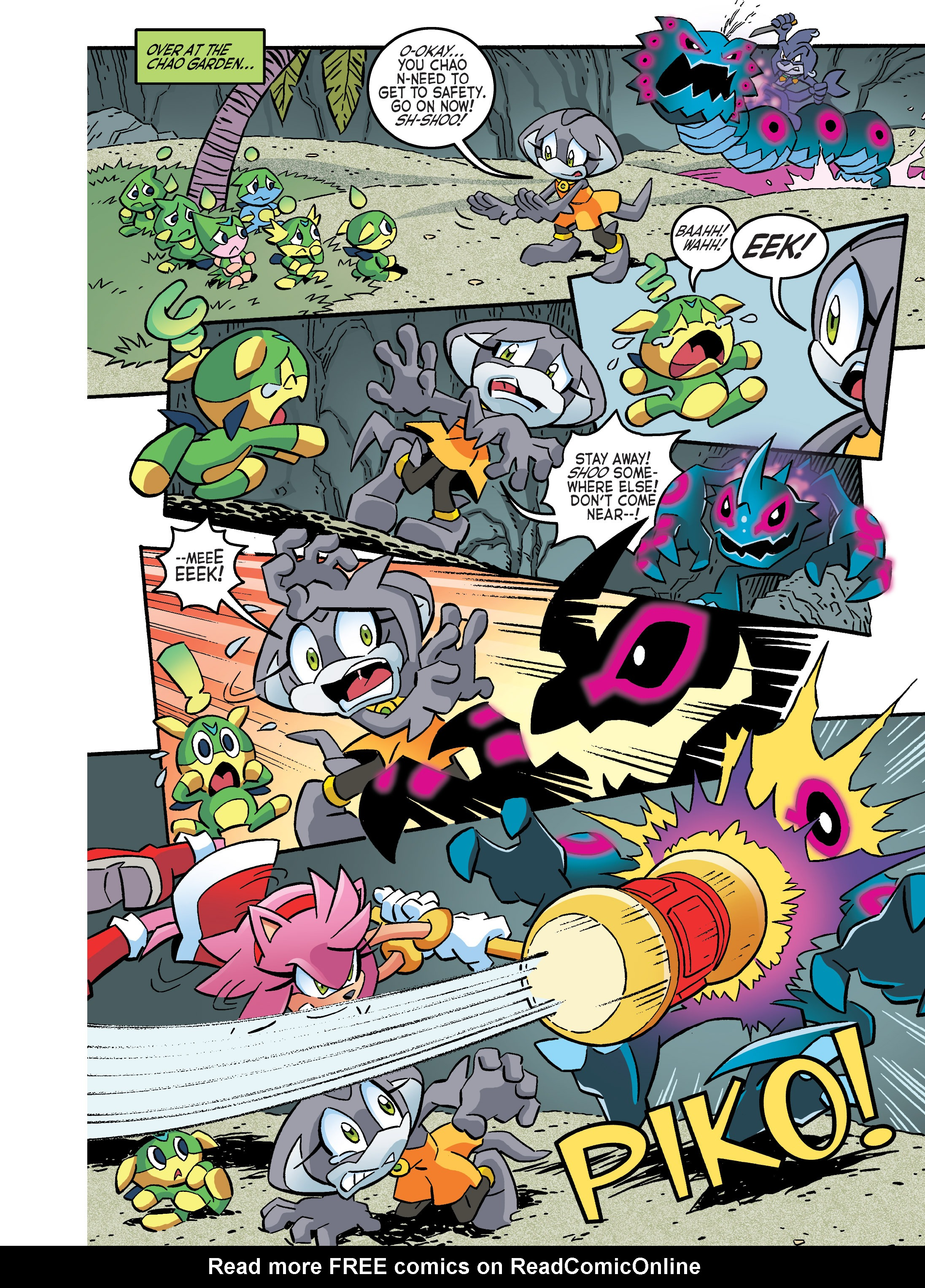 Read online Sonic Super Digest comic -  Issue #10 - 88