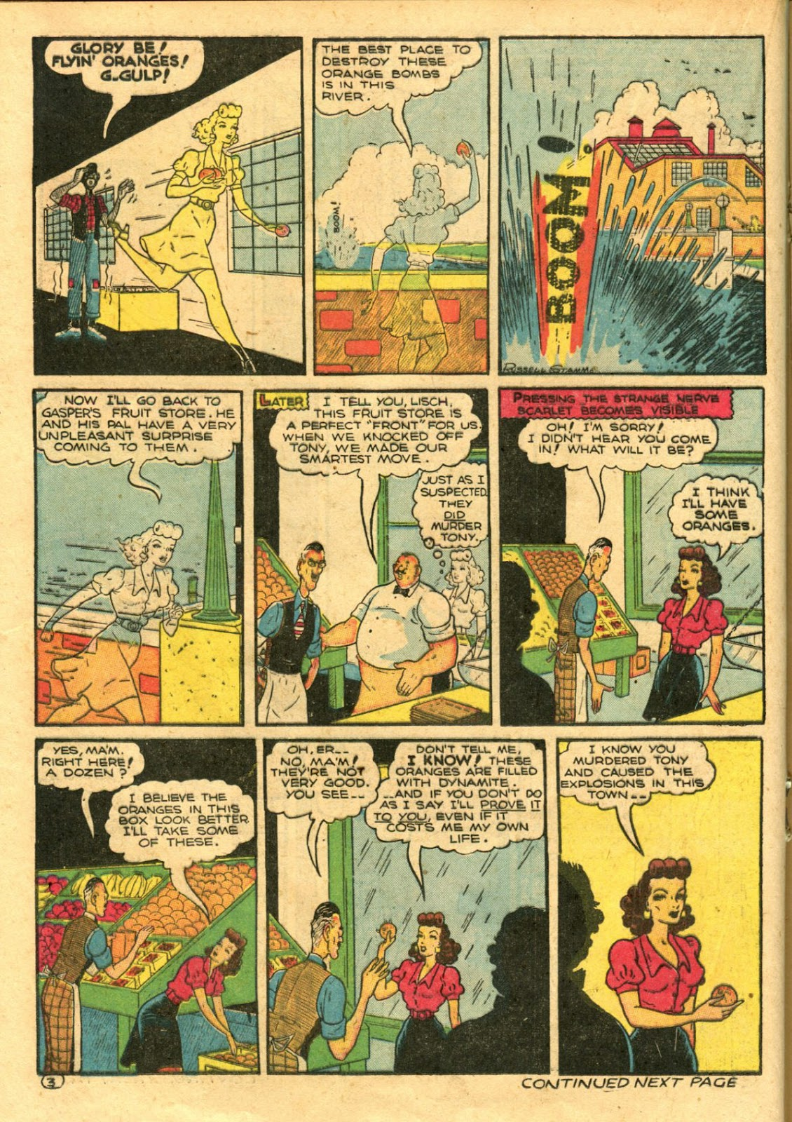 Read online Famous Funnies comic -  Issue #101 - 32