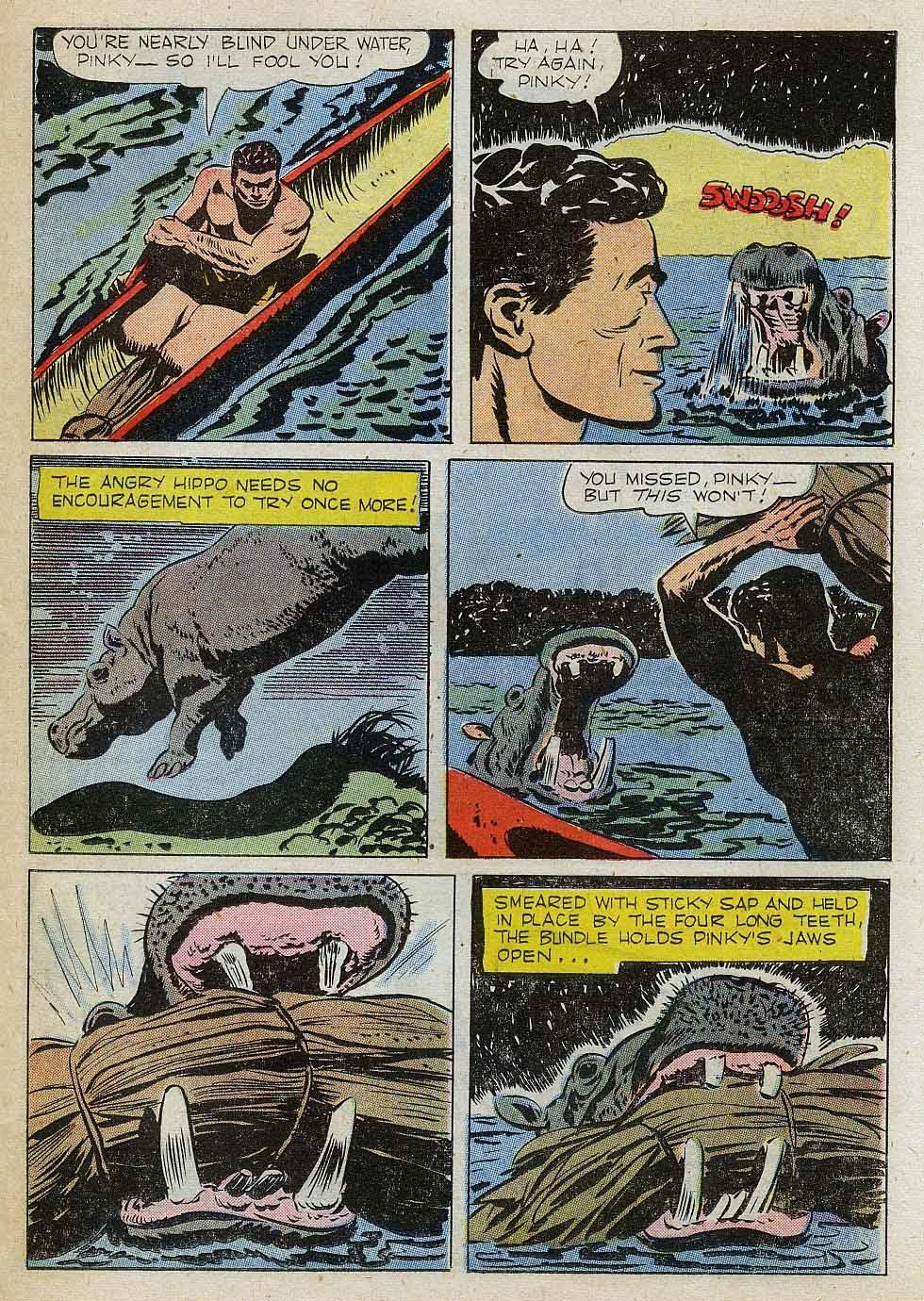 Tarzan (1948) issue 101 - Page 23