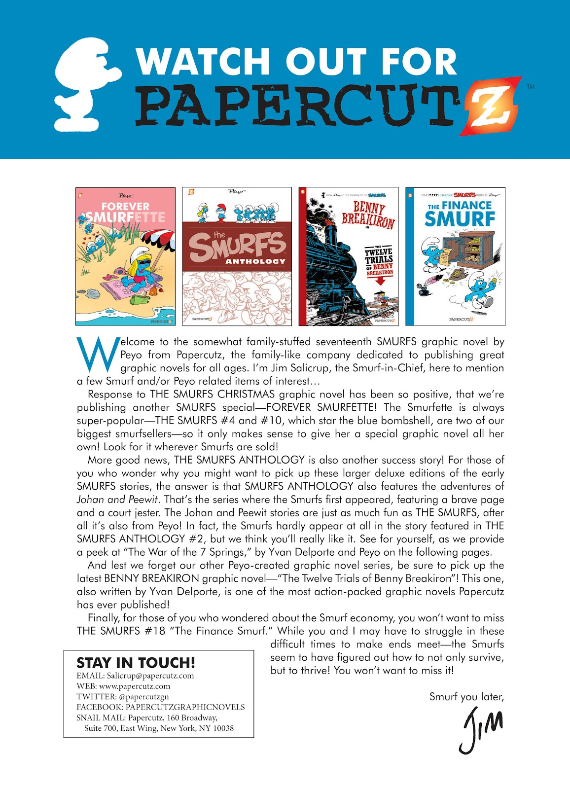 Read online The Smurfs comic -  Issue #17 - 51