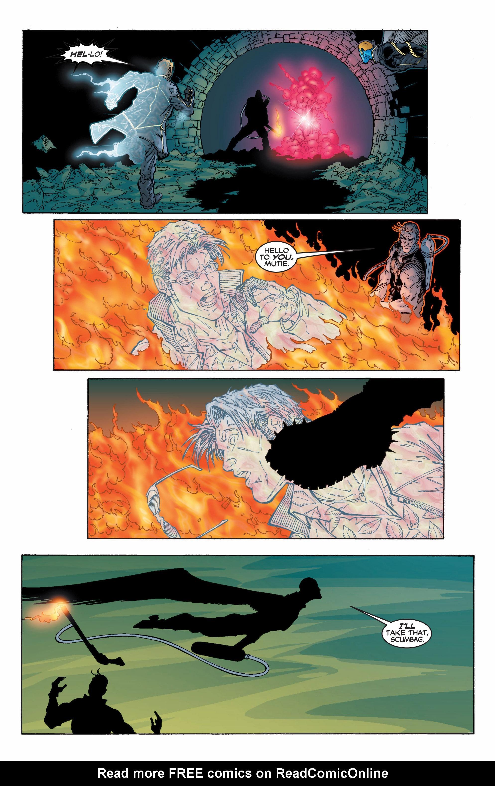 Read online Uncanny X-Men (1963) comic -  Issue #396 - 16