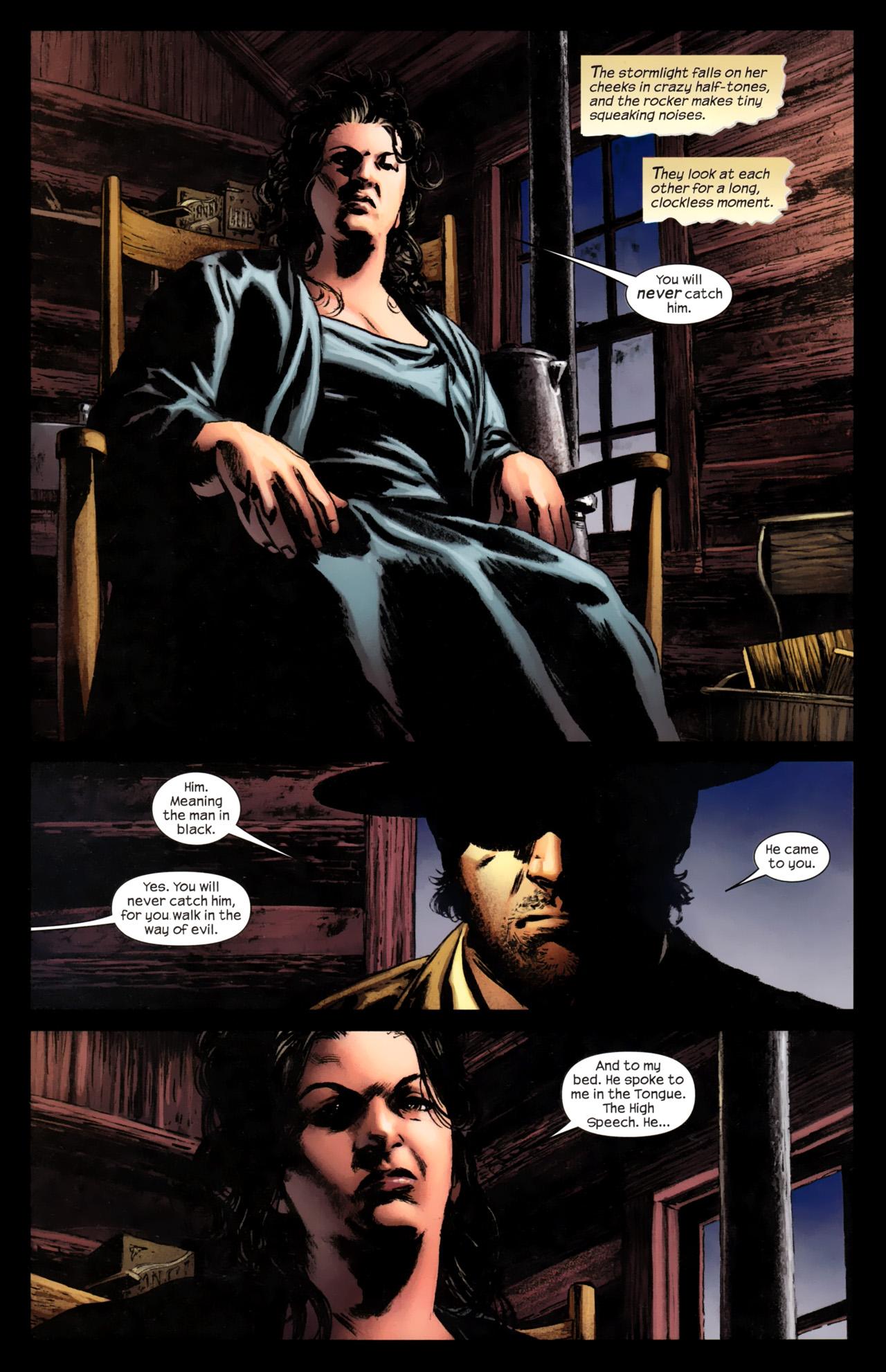 Read online Dark Tower: The Gunslinger - The Battle of Tull comic -  Issue #4 - 13