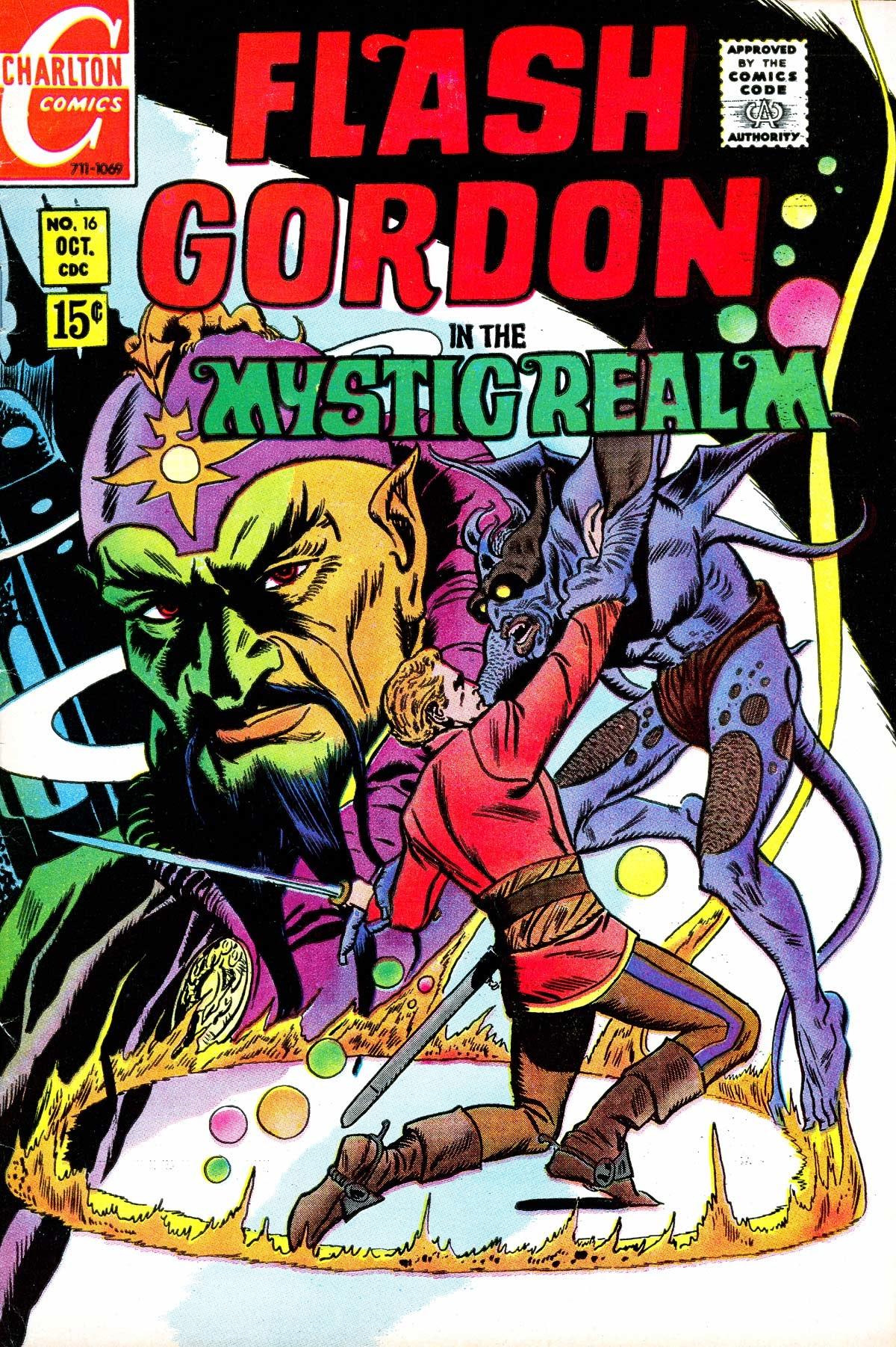 Flash Gordon (1969) issue 16 - Page 1