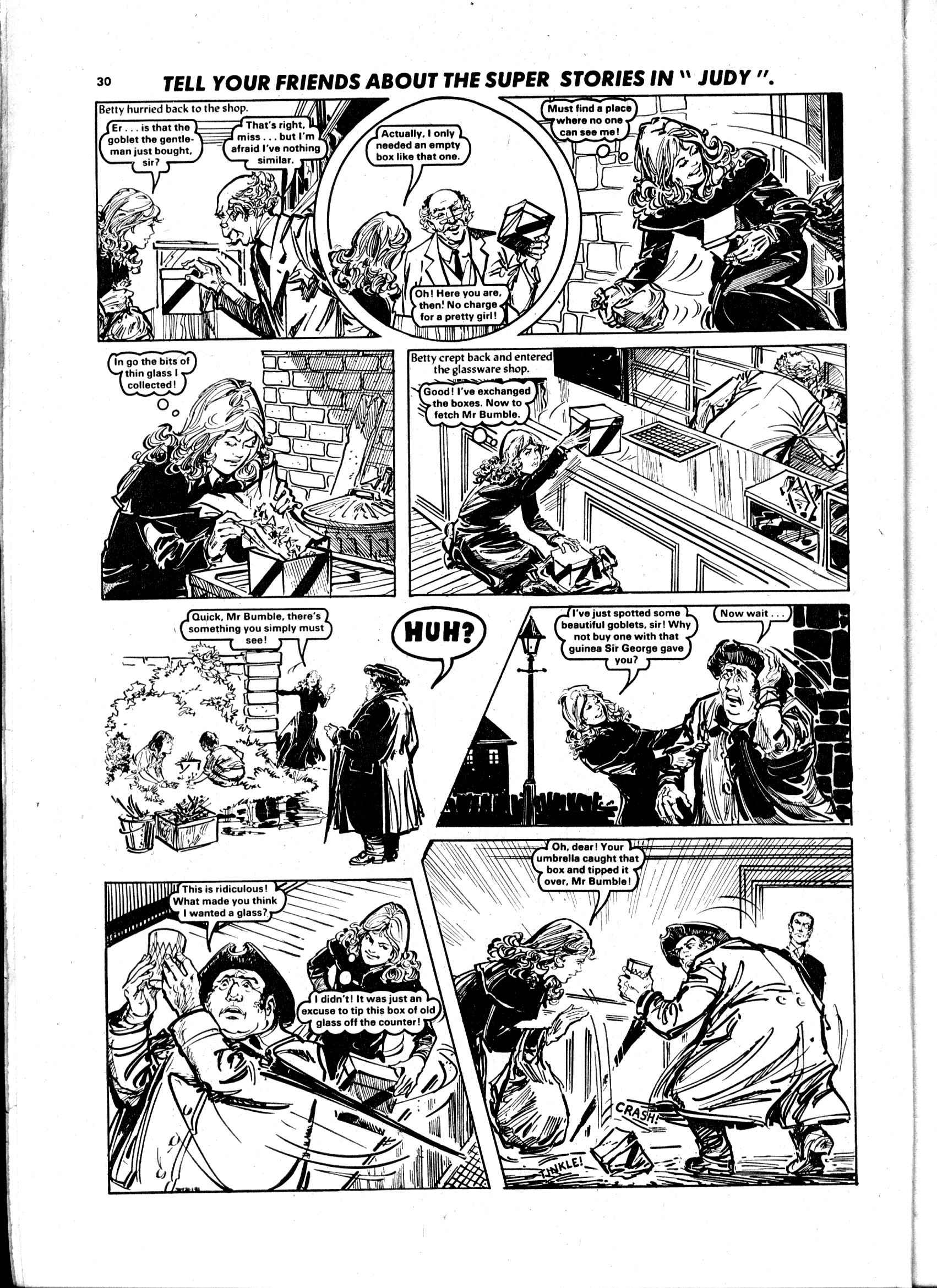 Read online Judy comic -  Issue #99 - 30