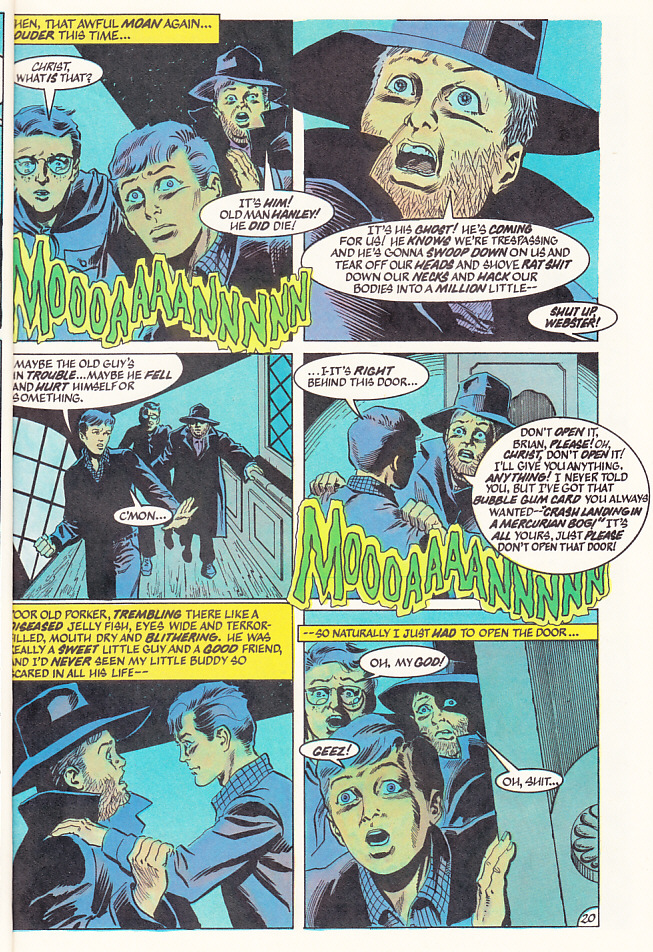 Read online Twisted Tales (1987) comic -  Issue # Full - 23