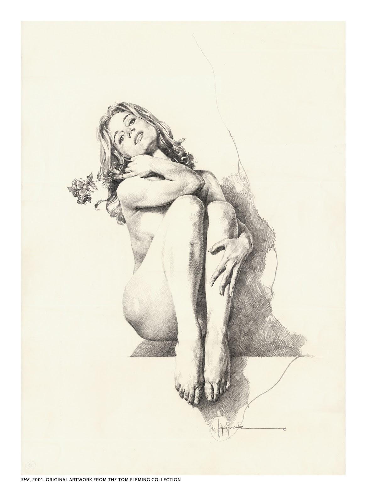 Read online The Art of Jose Gonzalez comic -  Issue # TPB (Part 3) - 33