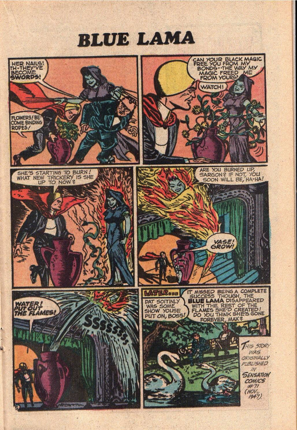 Wanted, the World's Most Dangerous Villains issue 6 - Page 21