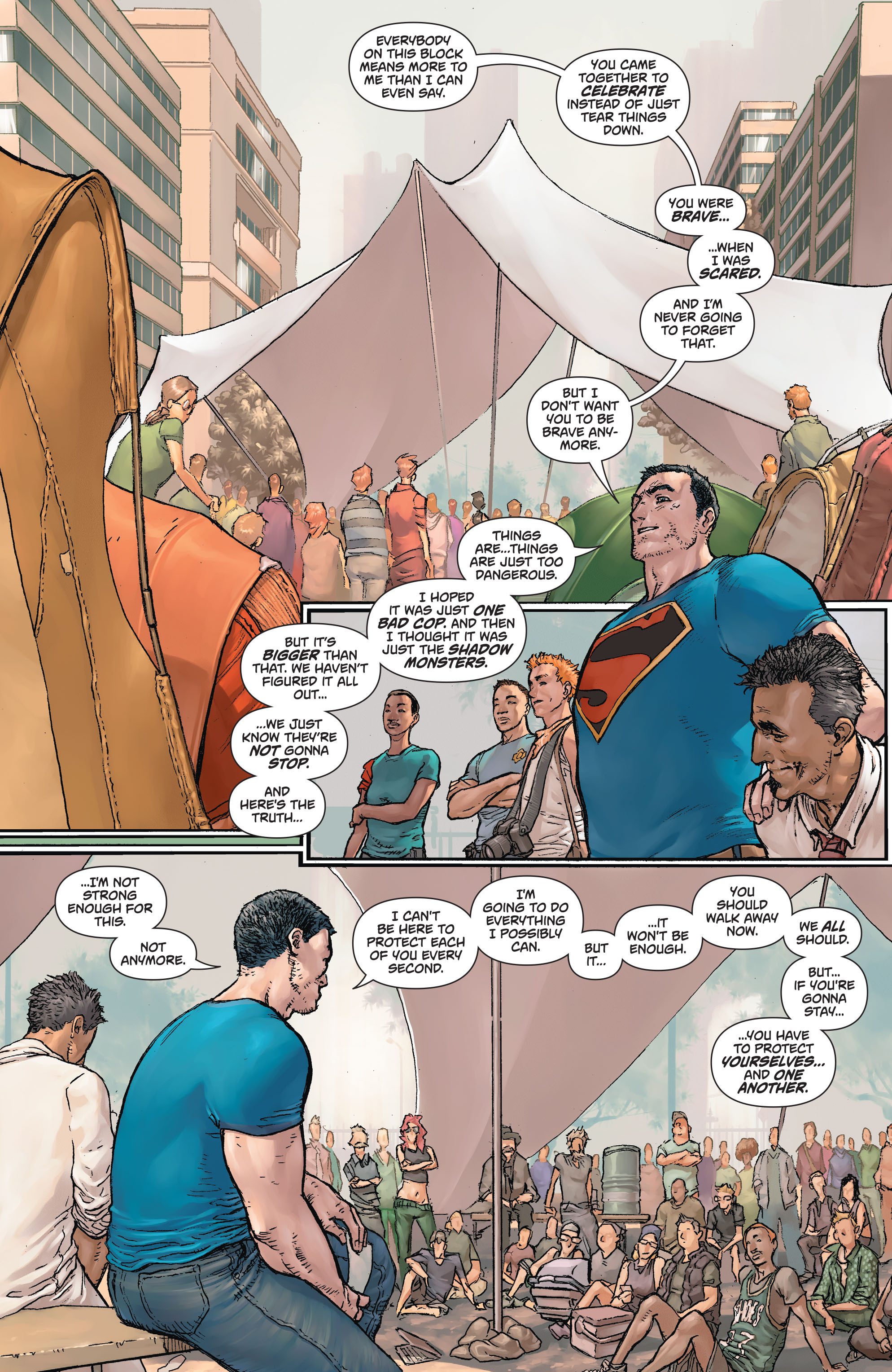 Read online Action Comics (2011) comic -  Issue #43 - 18