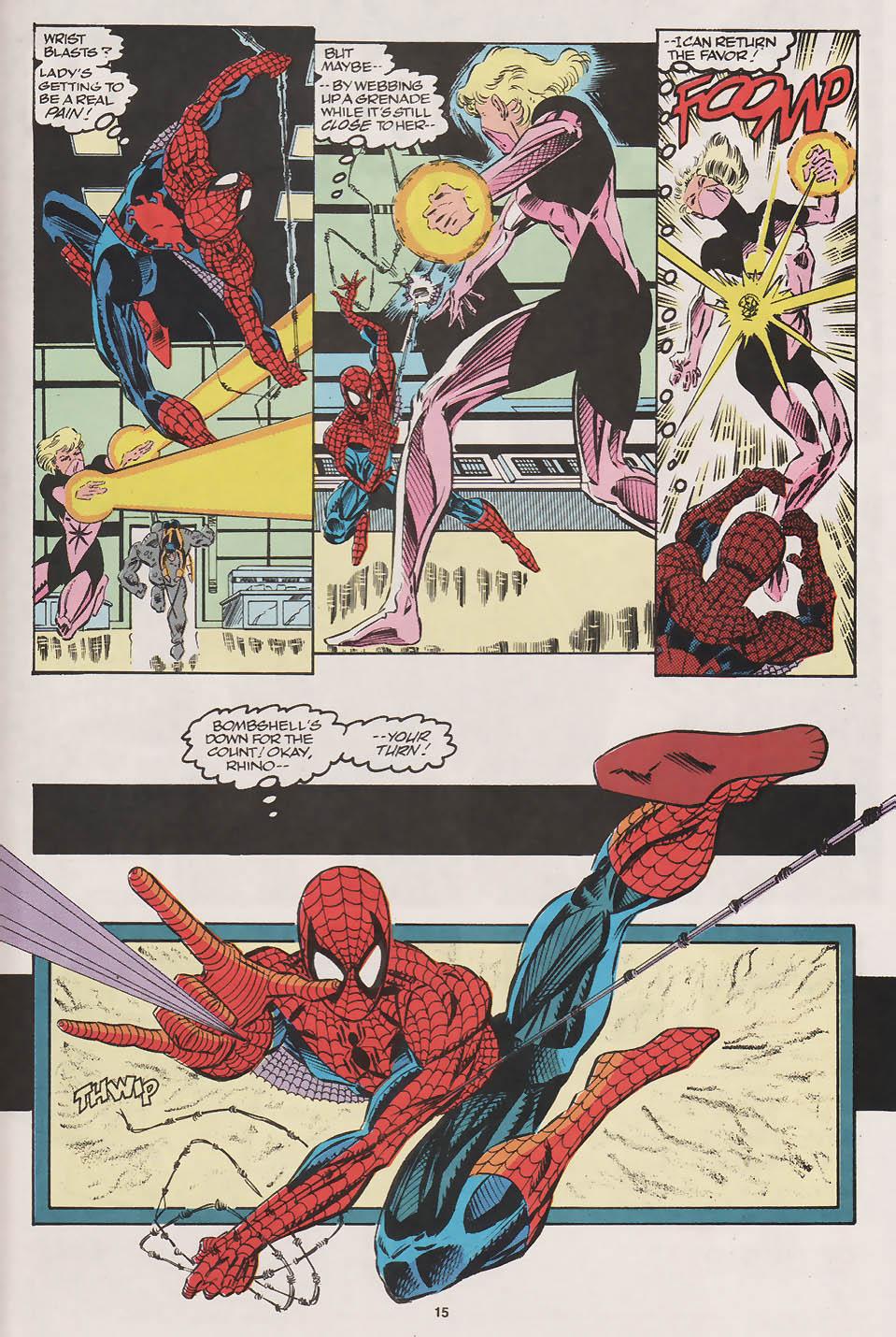 Web of Spider-Man (1985) _Annual 8 #8 - English 12