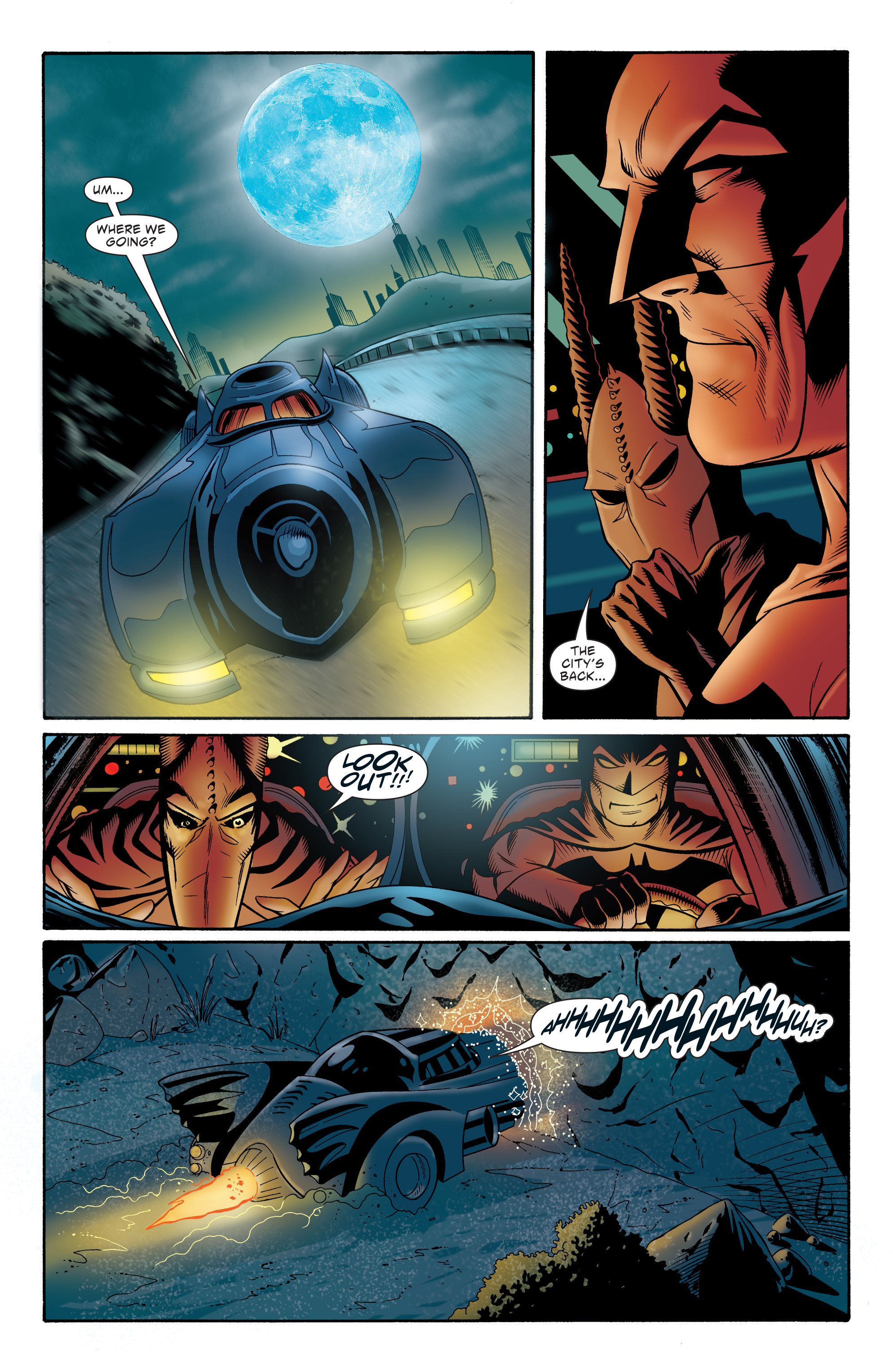 Read online Batman: The Widening Gyre comic -  Issue #6 - 39