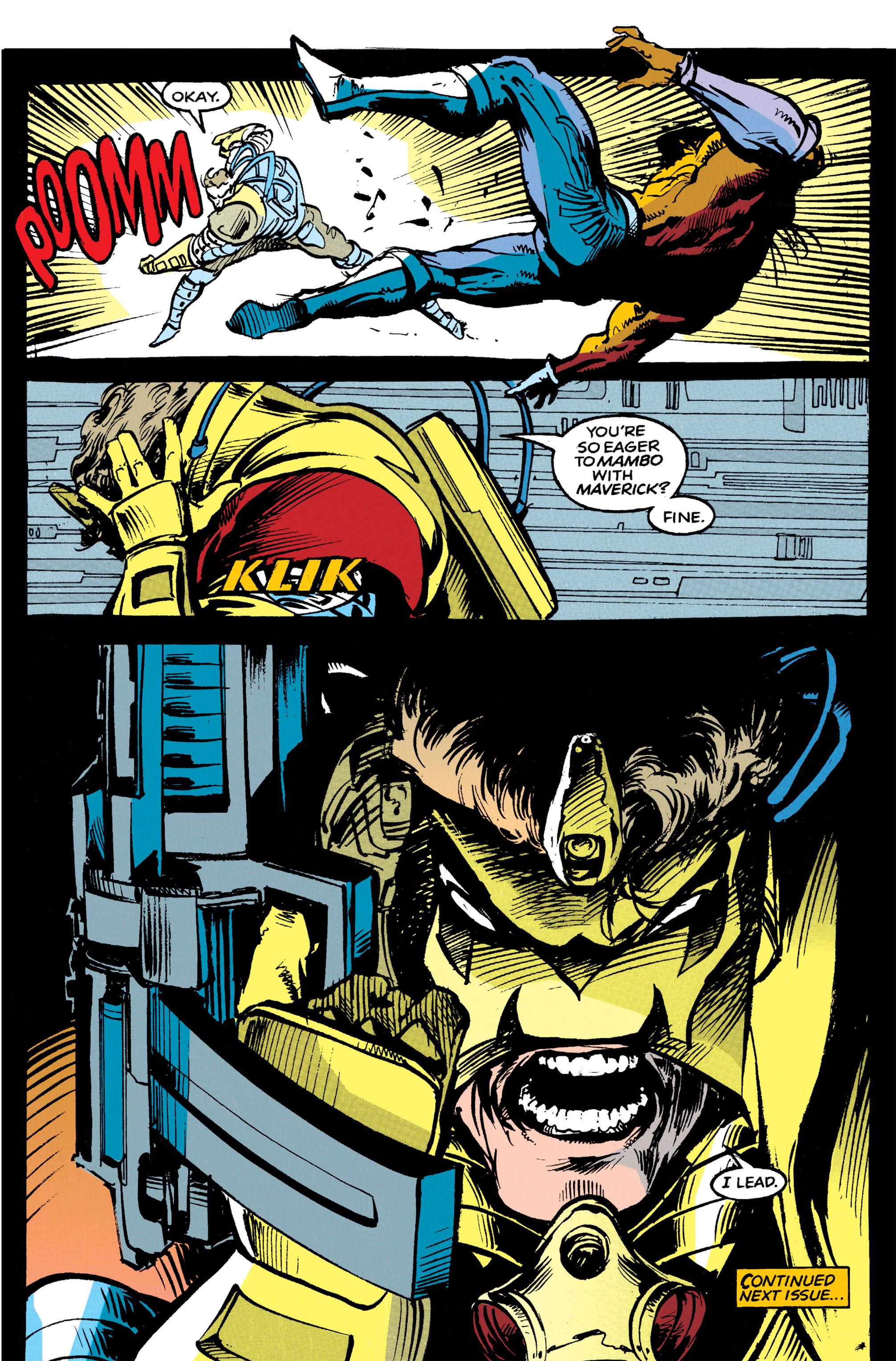 X-Men (1991) 10 Page 23