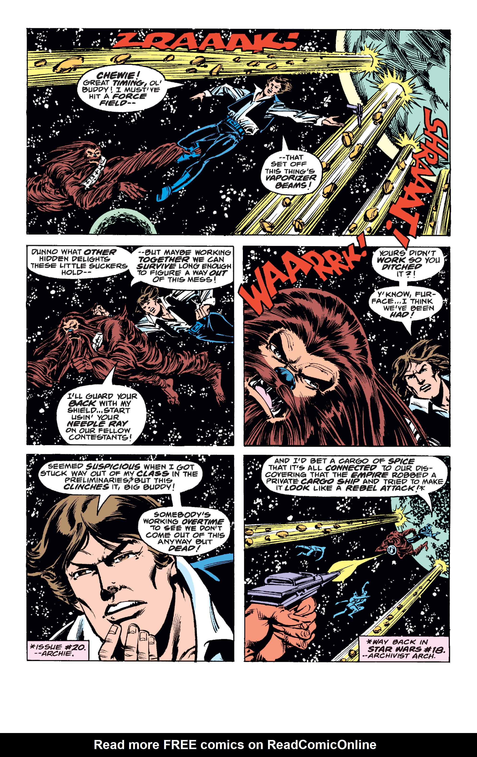 Read online Star Wars Omnibus comic -  Issue # Vol. 13 - 388