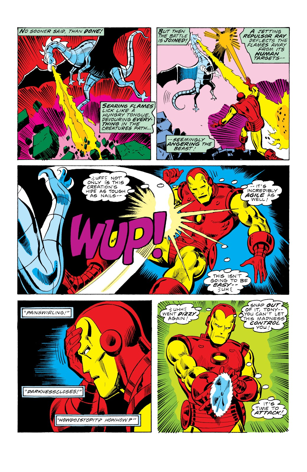 Read online Marvel Masterworks: The Invincible Iron Man comic -  Issue # TPB 10 (Part 3) - 45