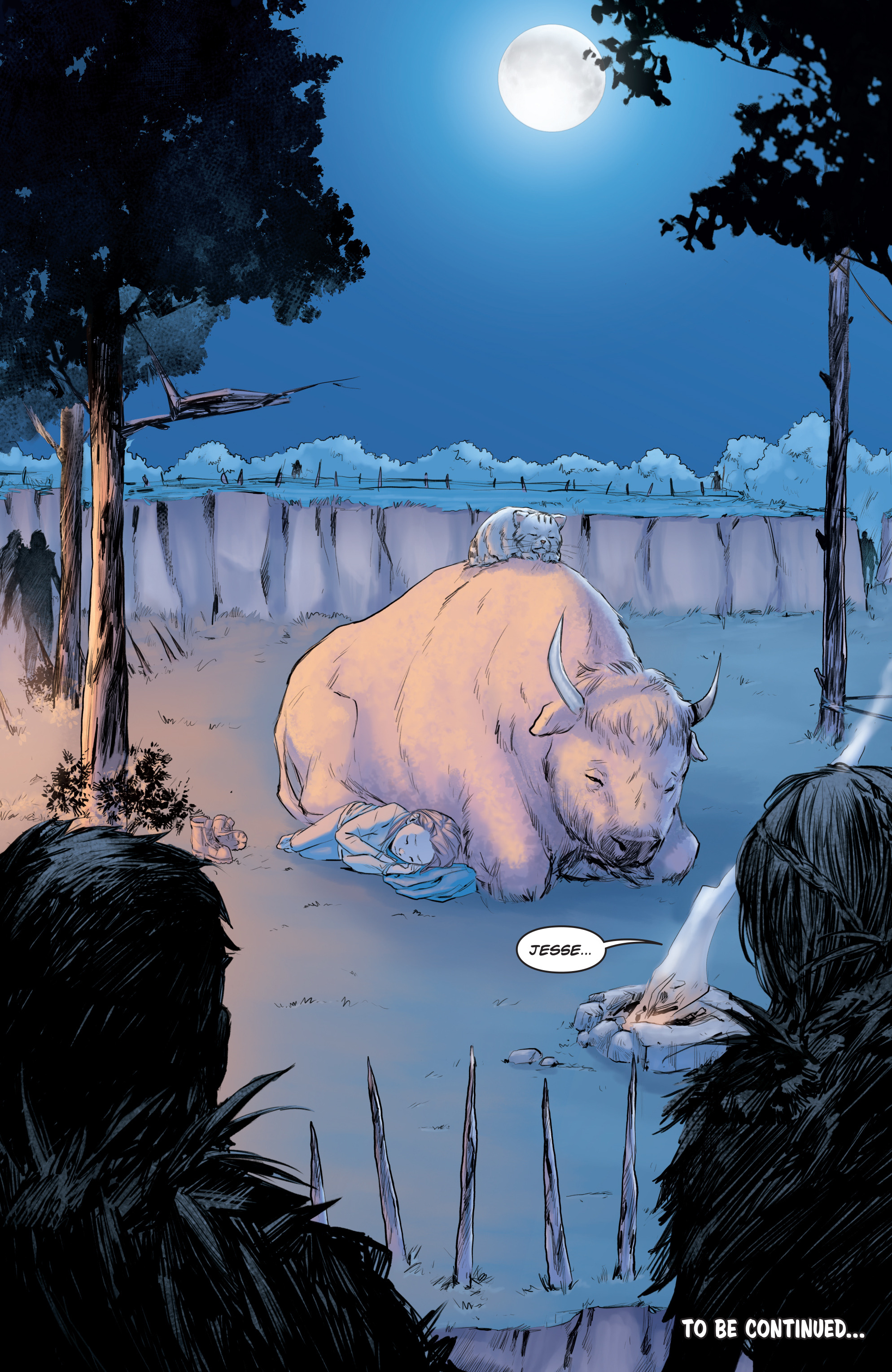 Read online Animosity comic -  Issue #5 - 20