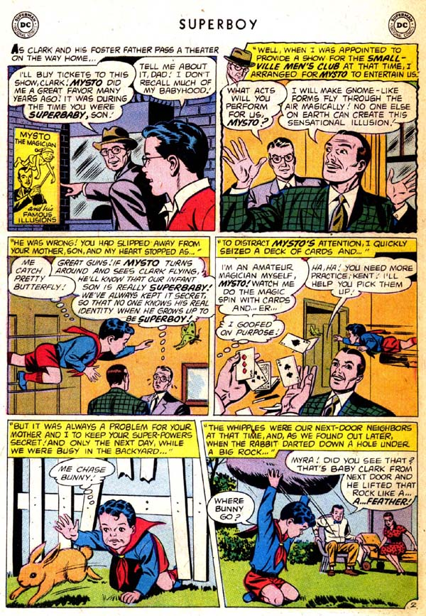 Superboy (1949) issue 71 - Page 21