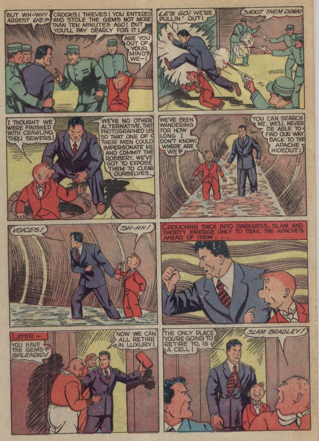 Read online Detective Comics (1937) comic -  Issue #39 - 65