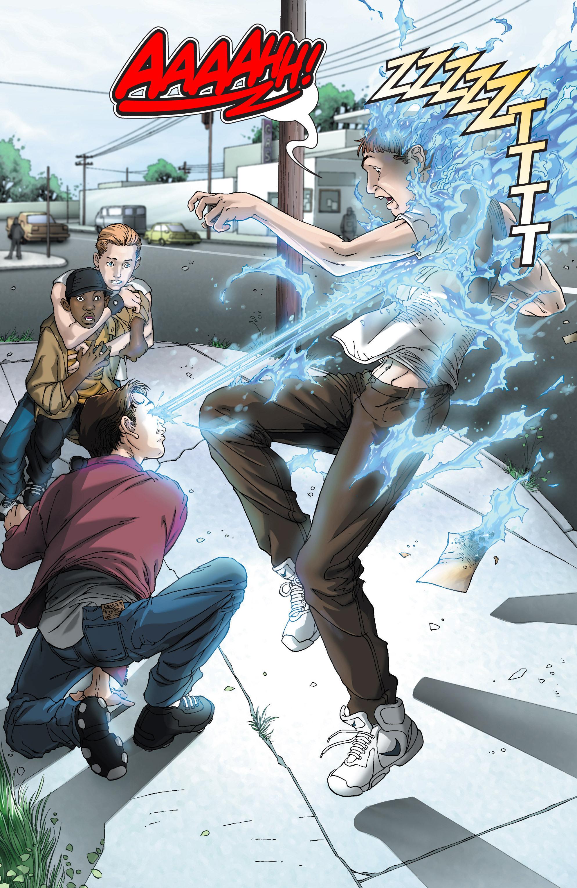 Read online Uncanny X-Men (1963) comic -  Issue #437 - 5